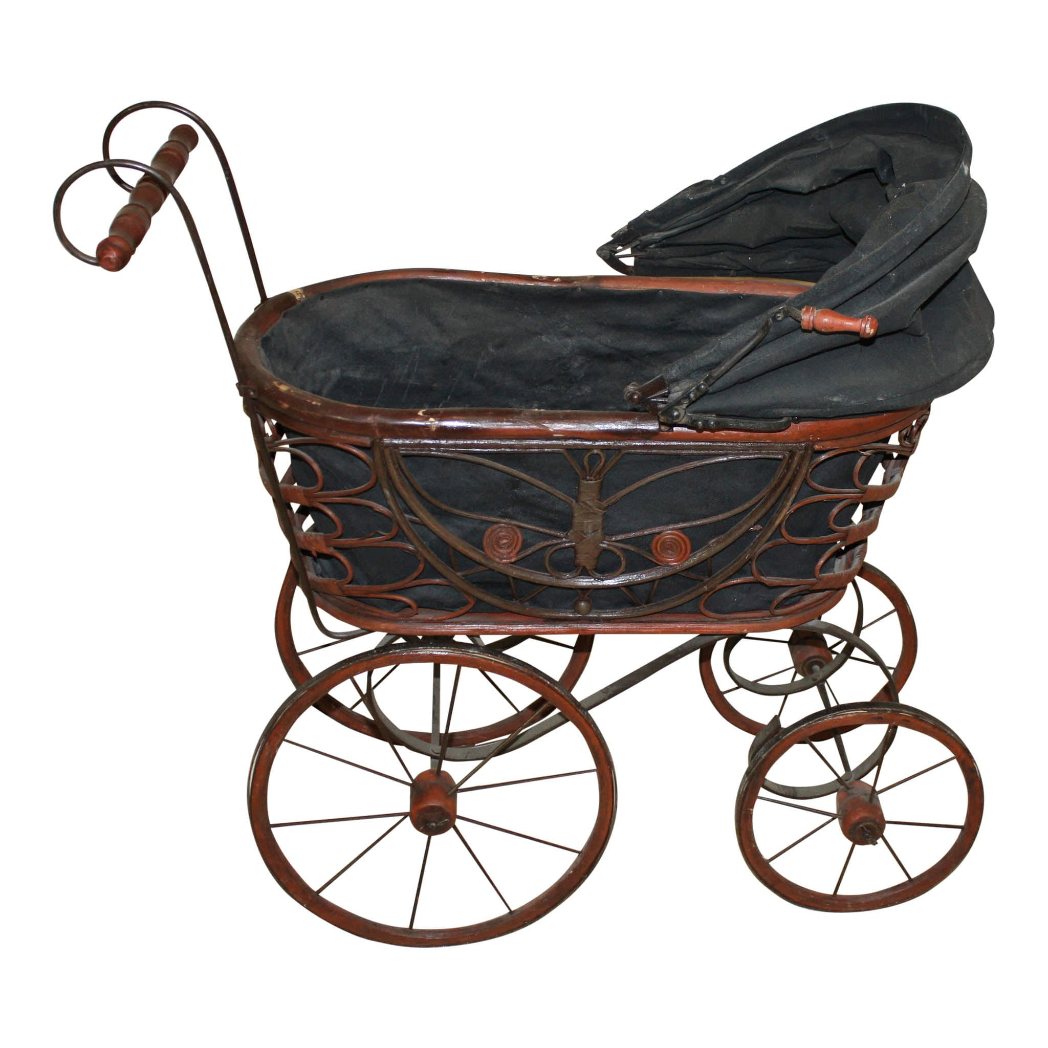 Large Doll Carriage