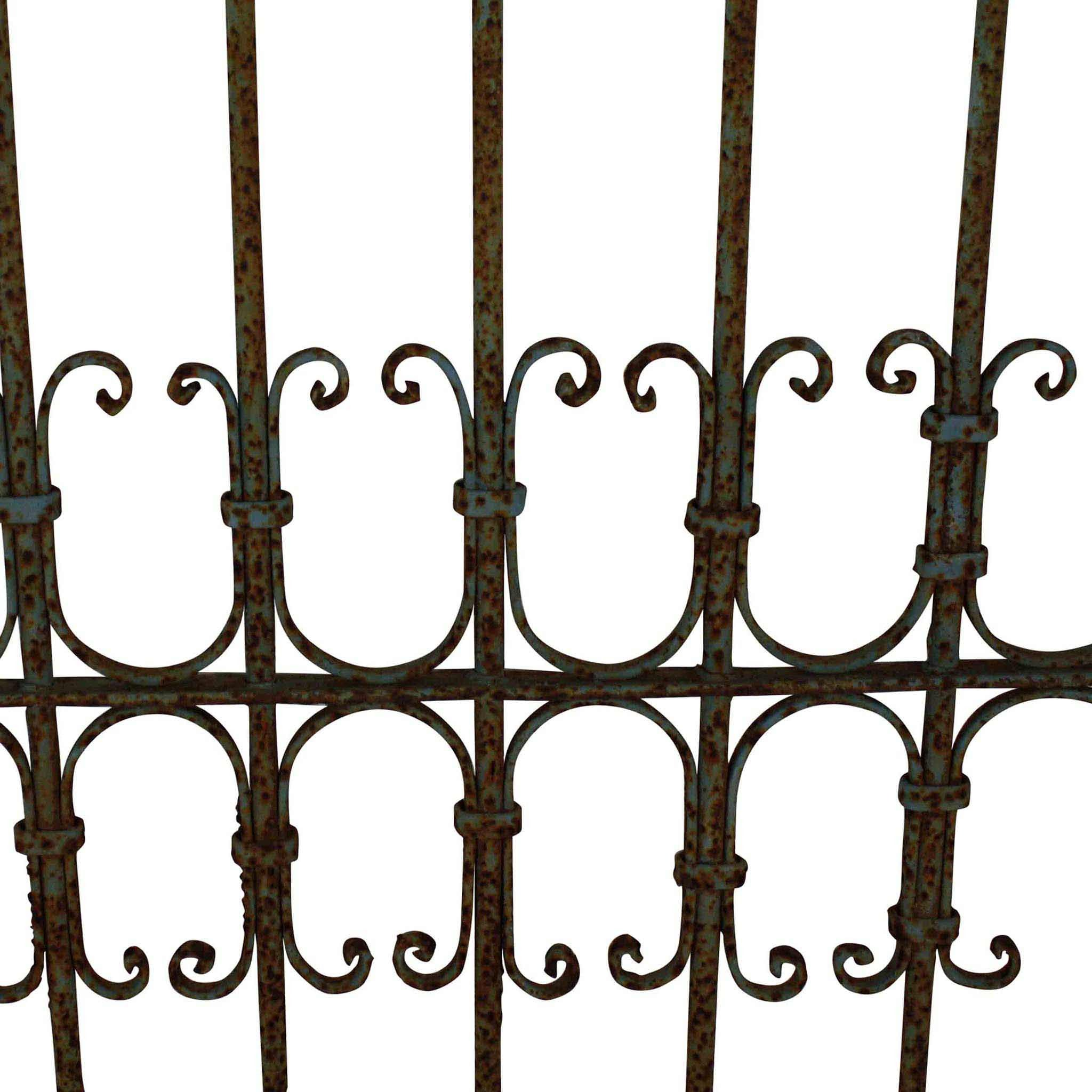 Iron Window Bars