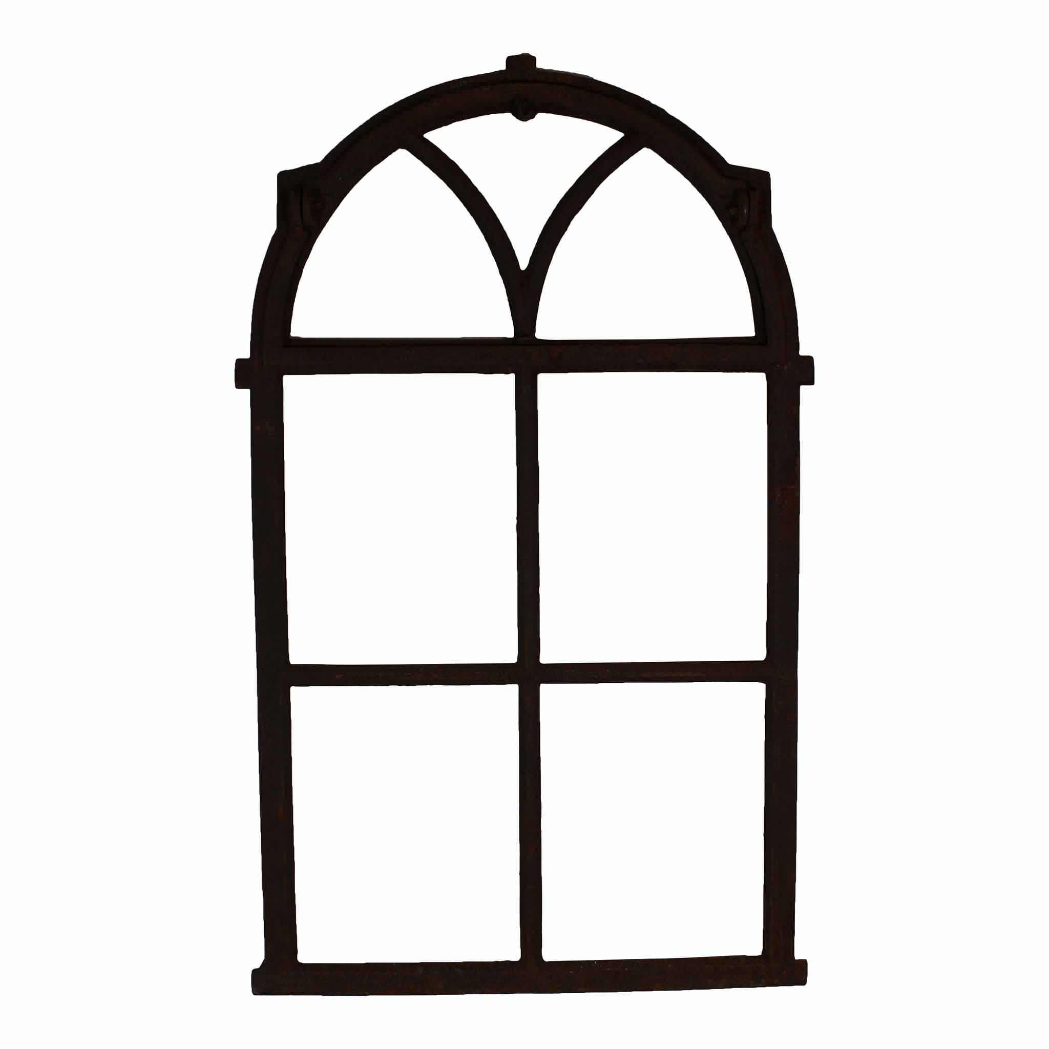 Cast Iron Window