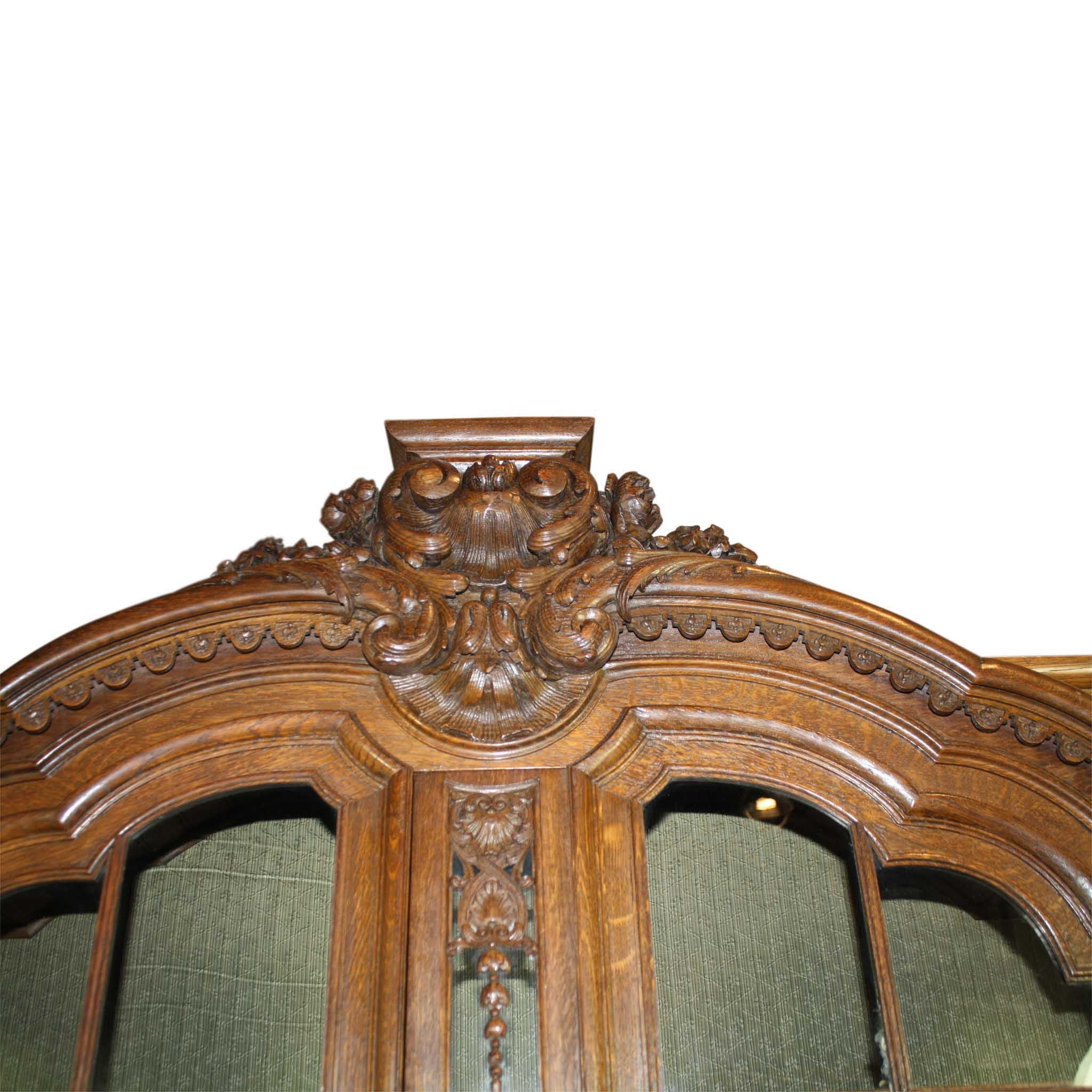 Louis XV Hutch (1stdibs)