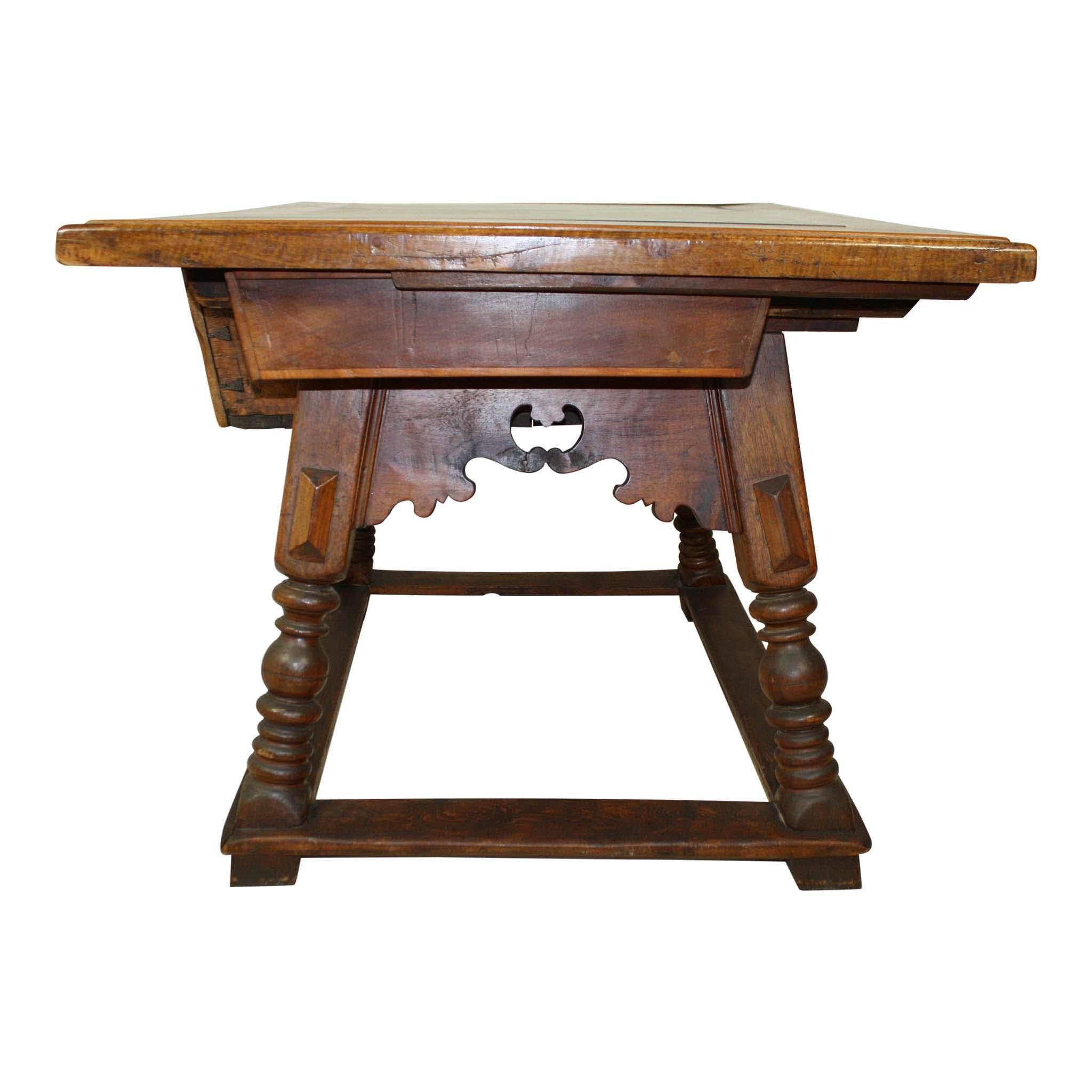 German Walnut Table