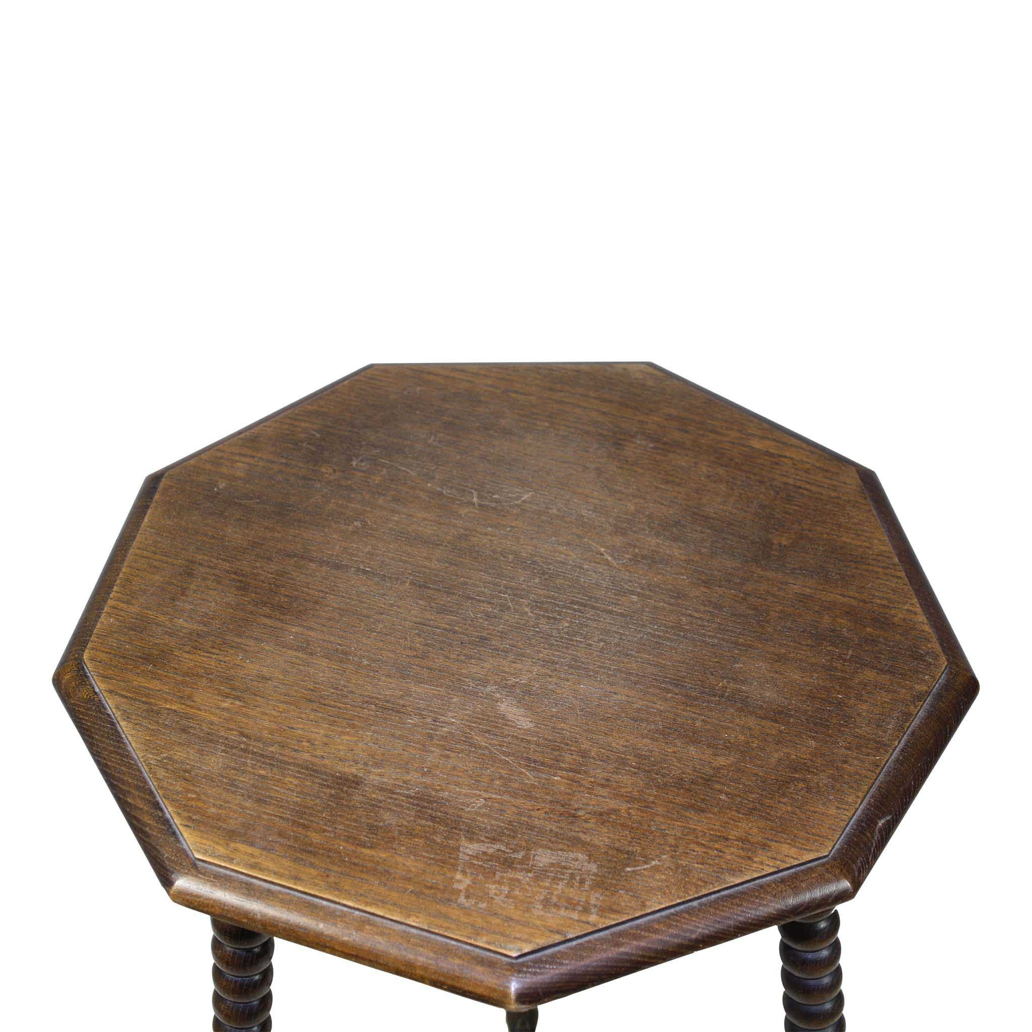... Octagon Side Table ...