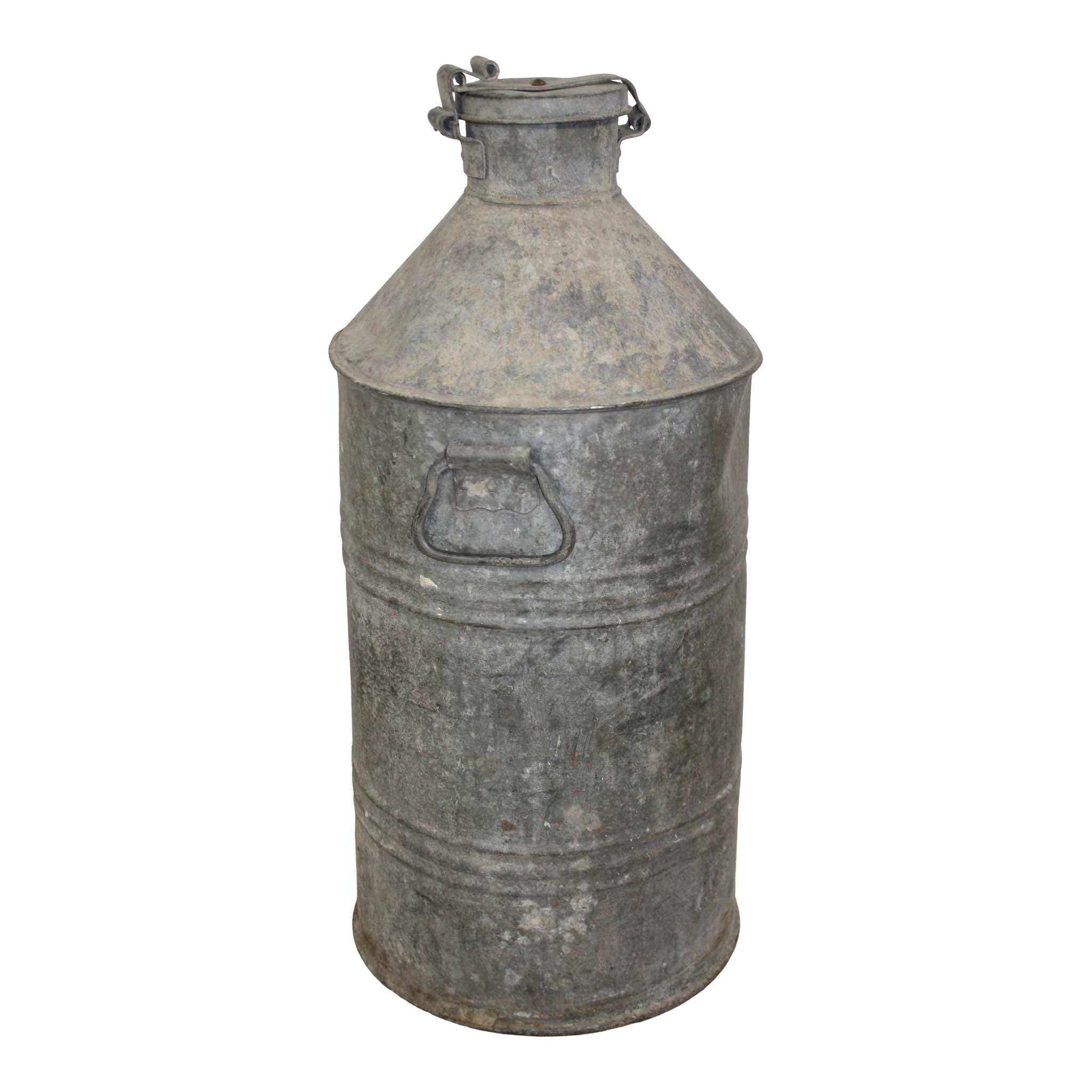 Tin Milk Can