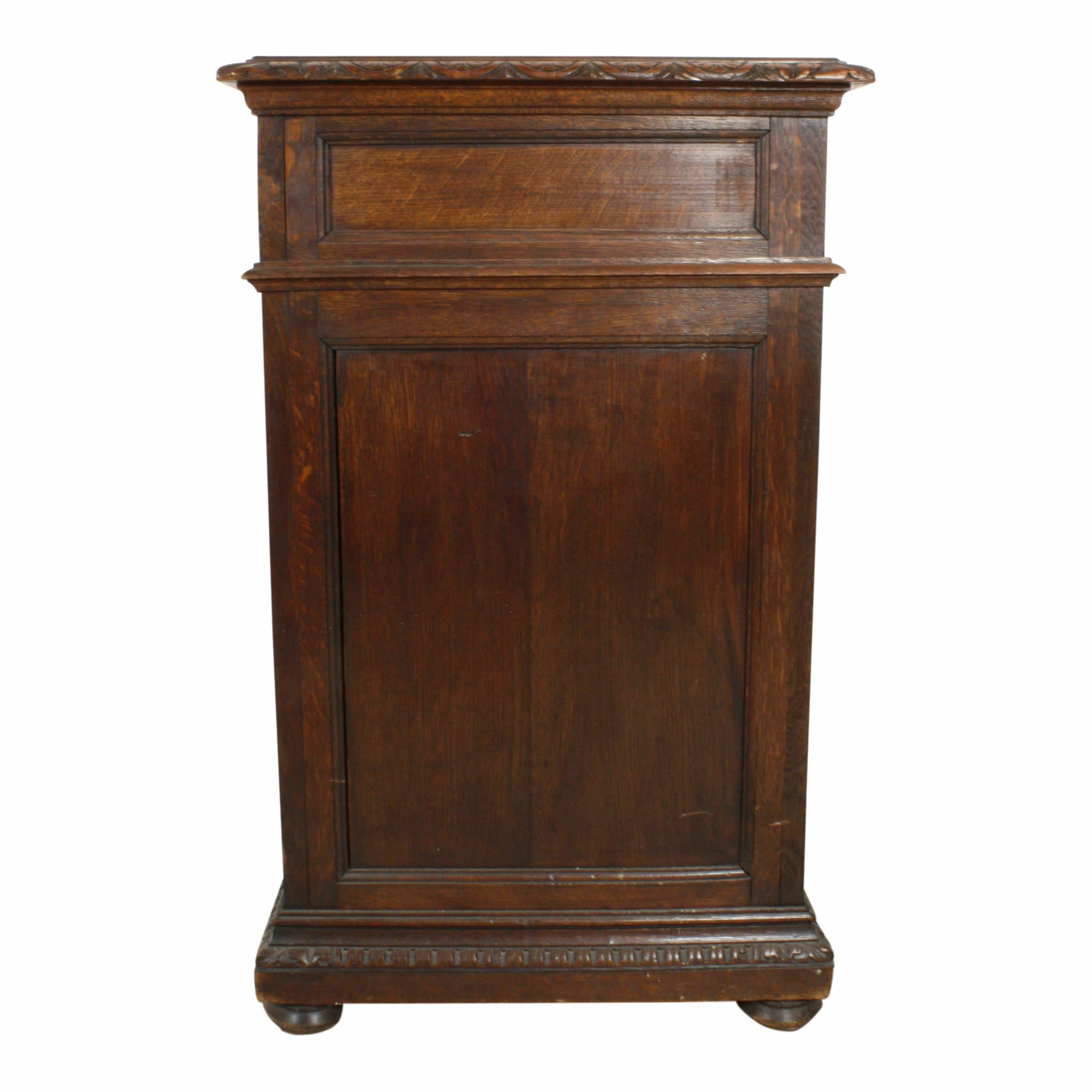 Chamber Pot Bedside Cabinet