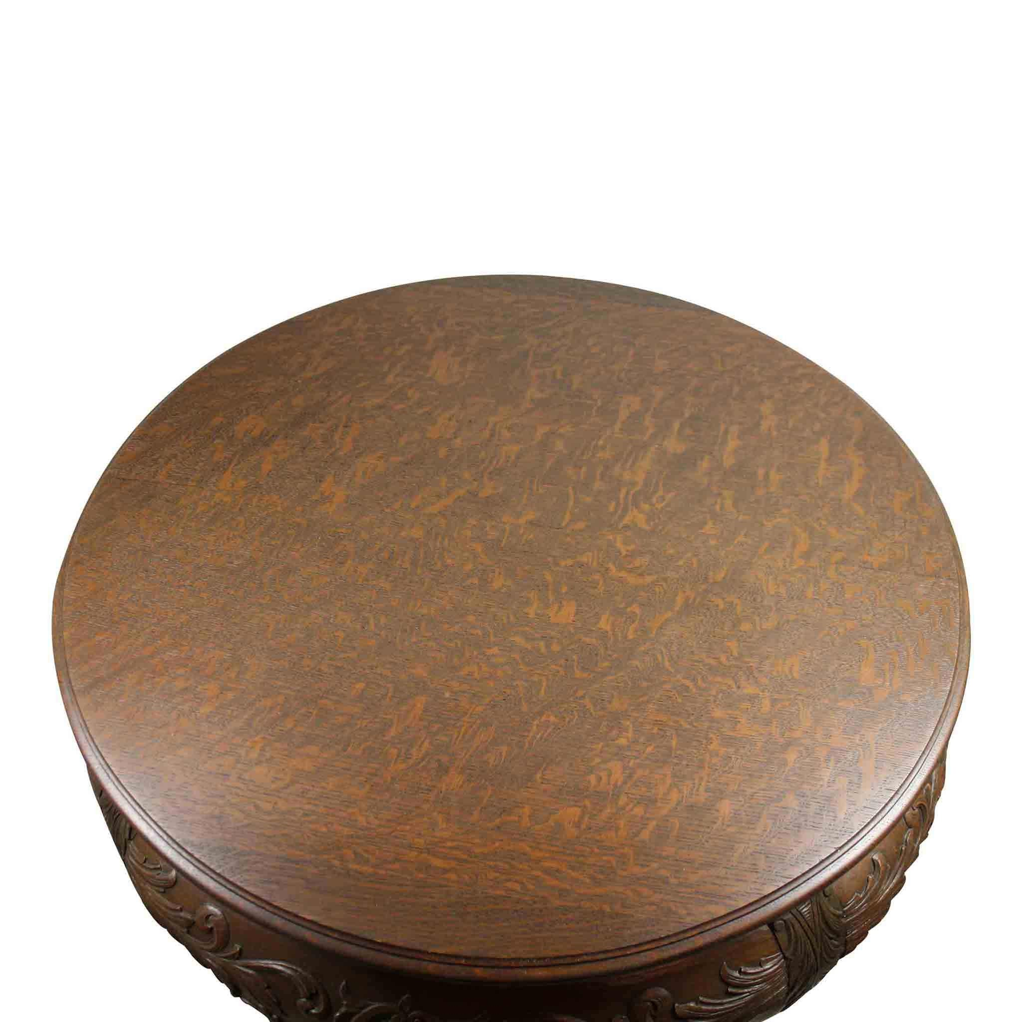 French Round Table (1stdibs)