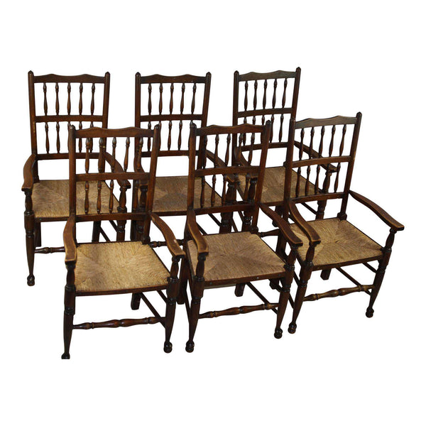 Farm Chairs Set/6