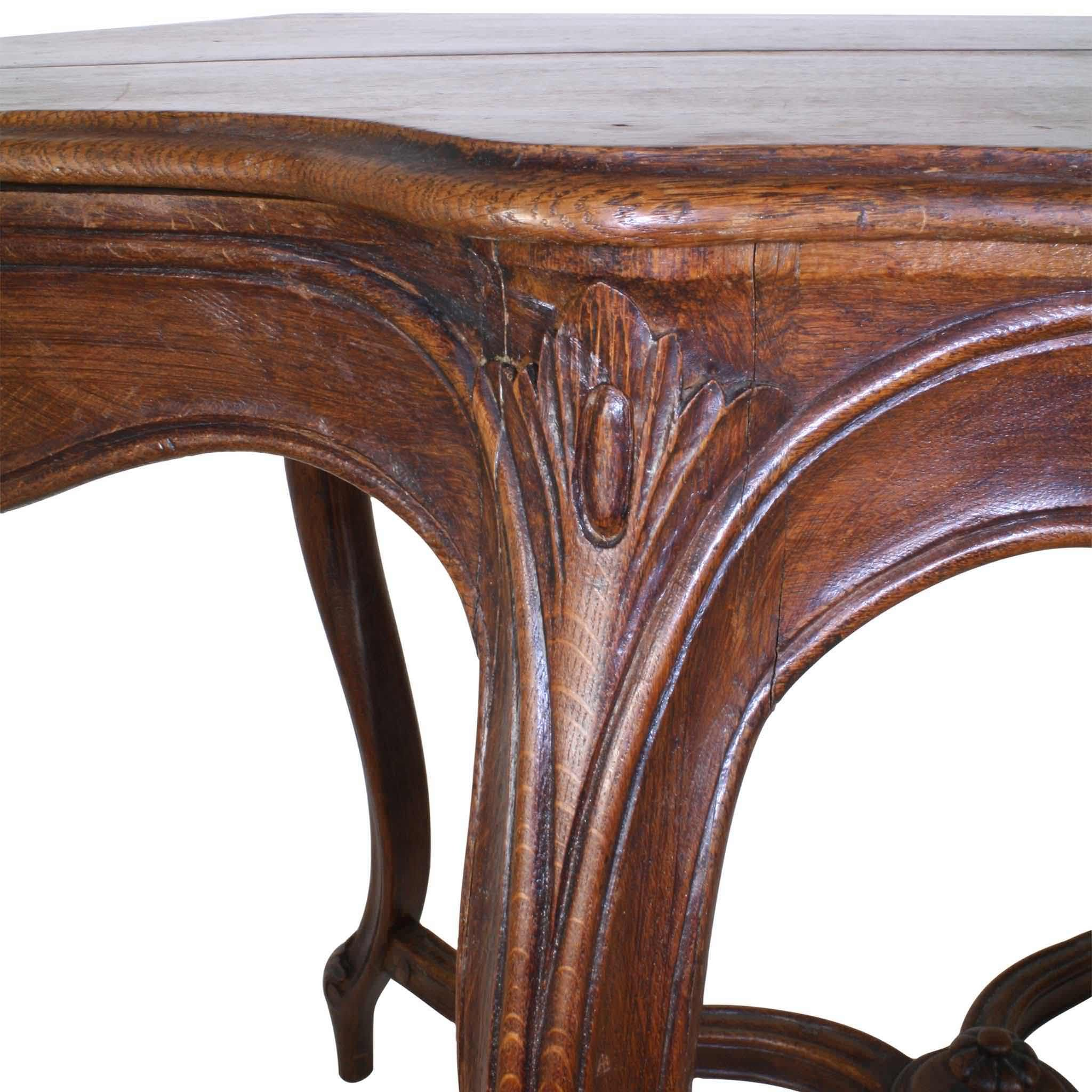 Louis XV Oval Table