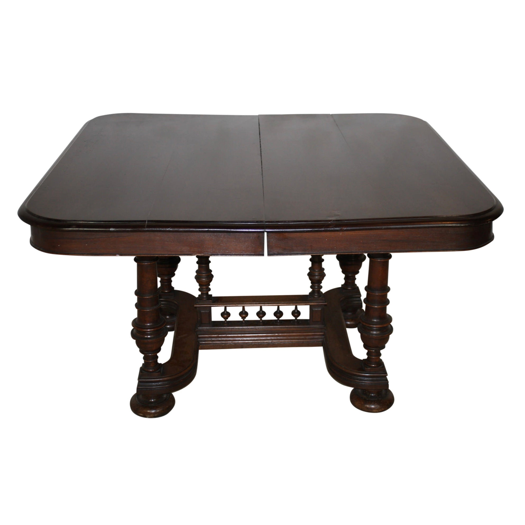 Henry II Walnut Table