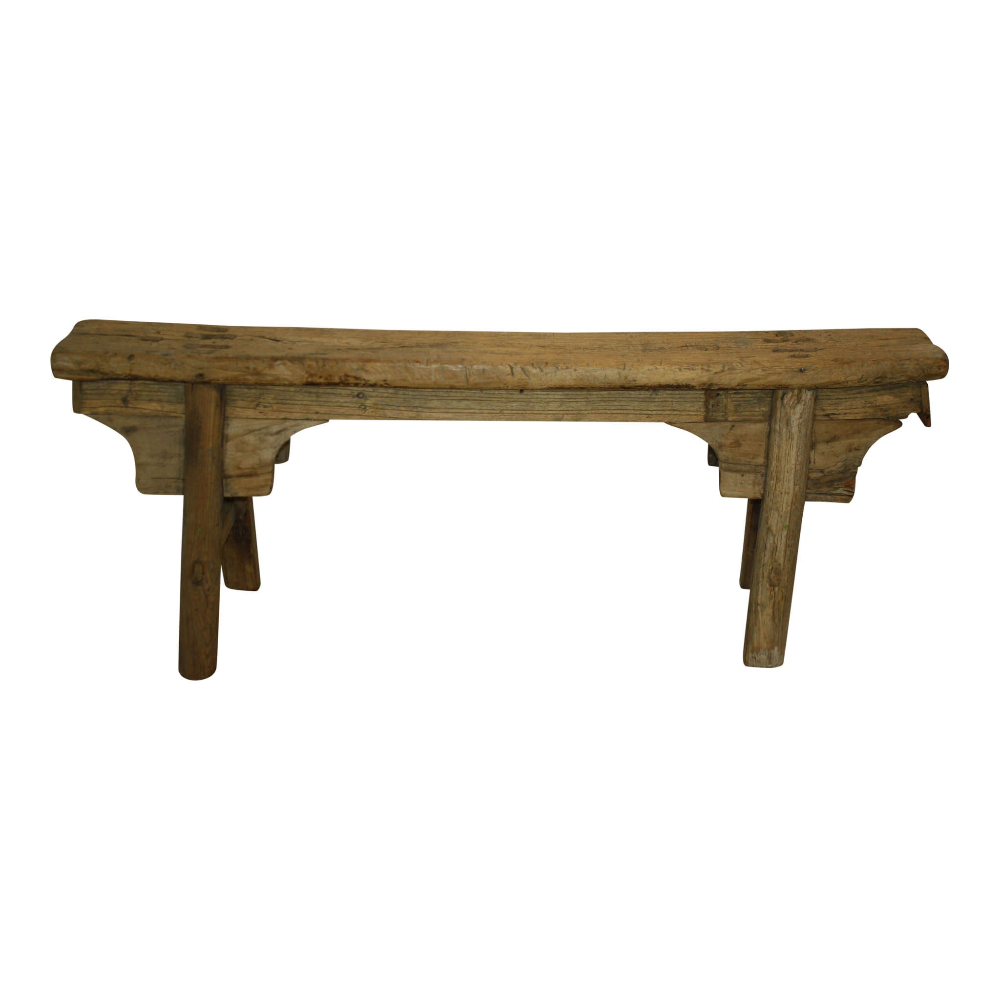 Rustic Dutch Bench