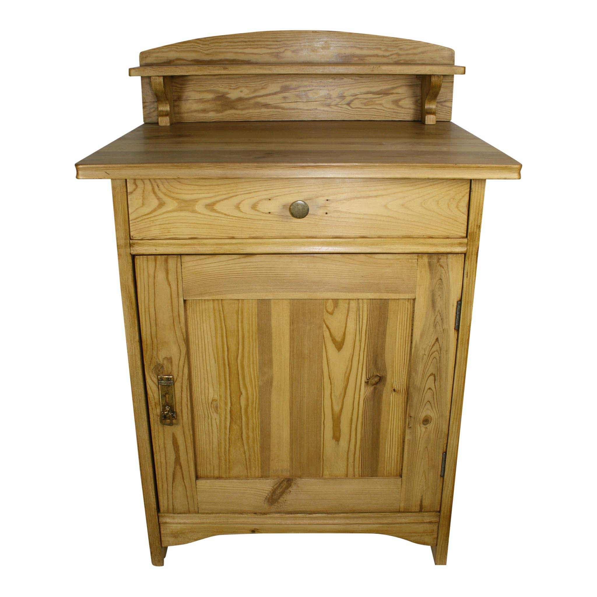 Swedish Pine Nightstand