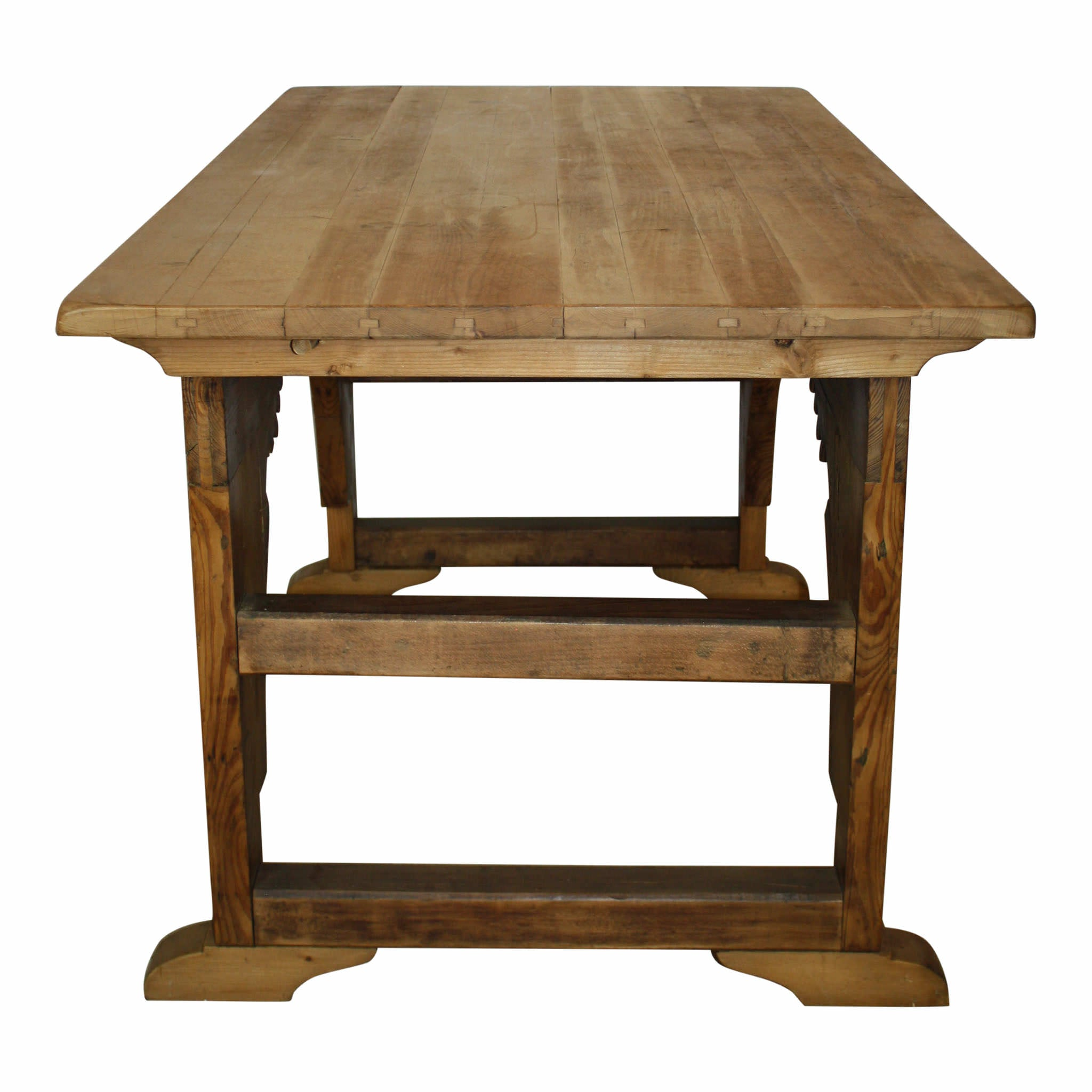 Dutch Pine Miller's Table