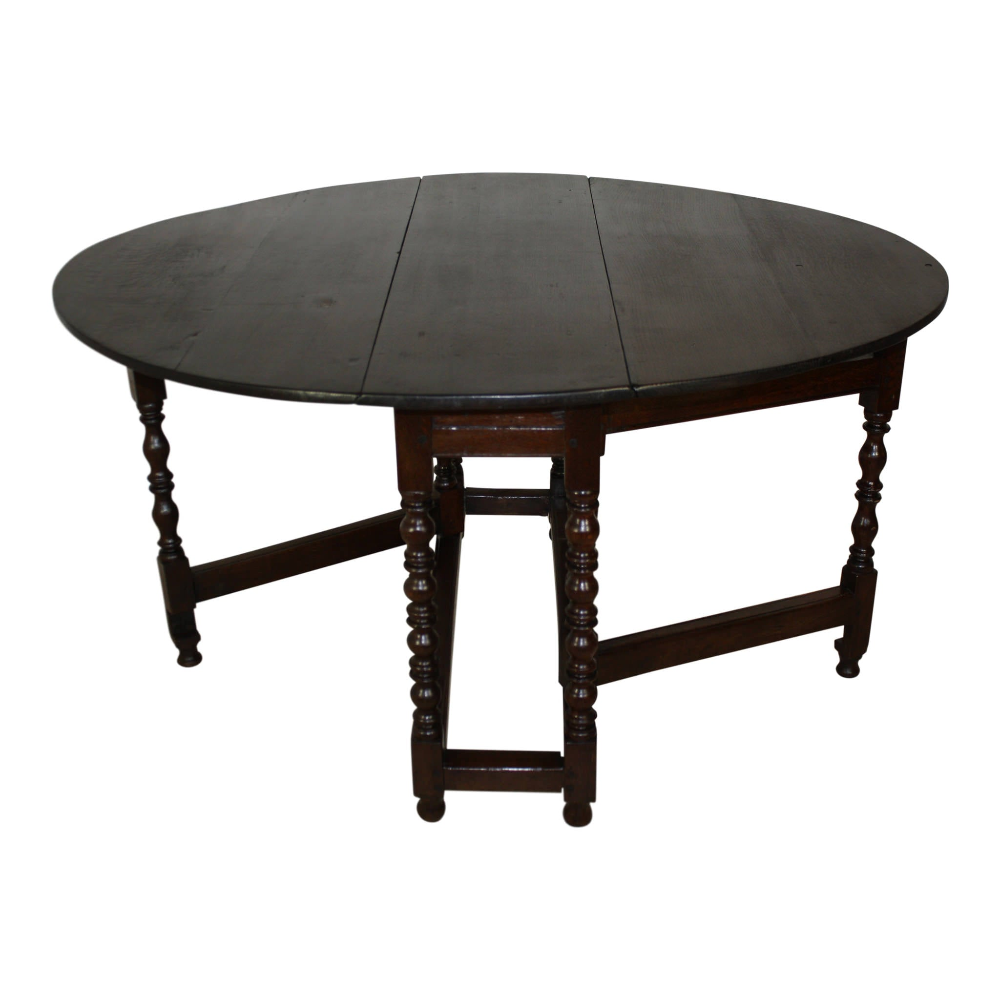 Oval Gate Leg Table