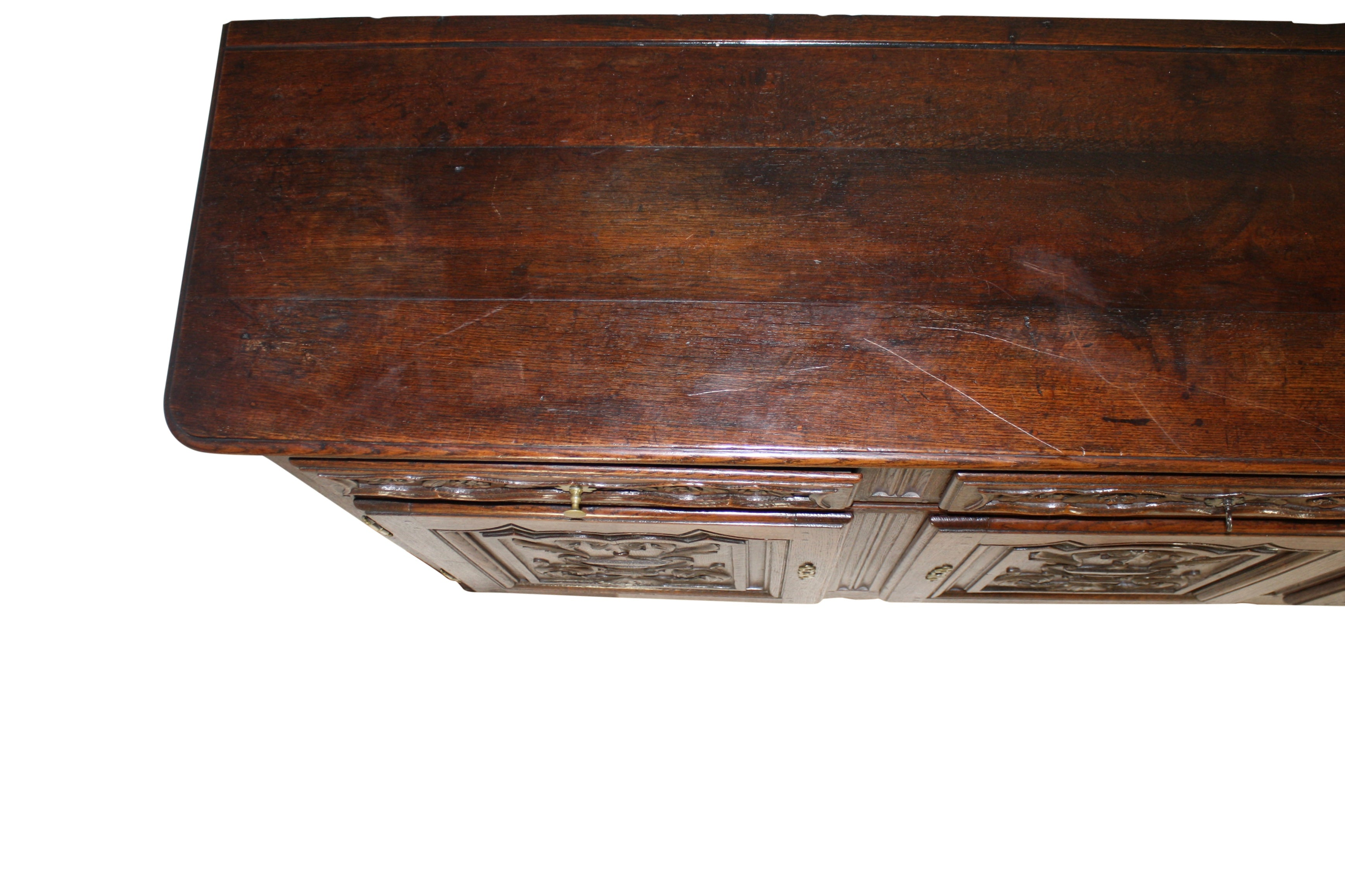 Louis XV Oak Sideboard