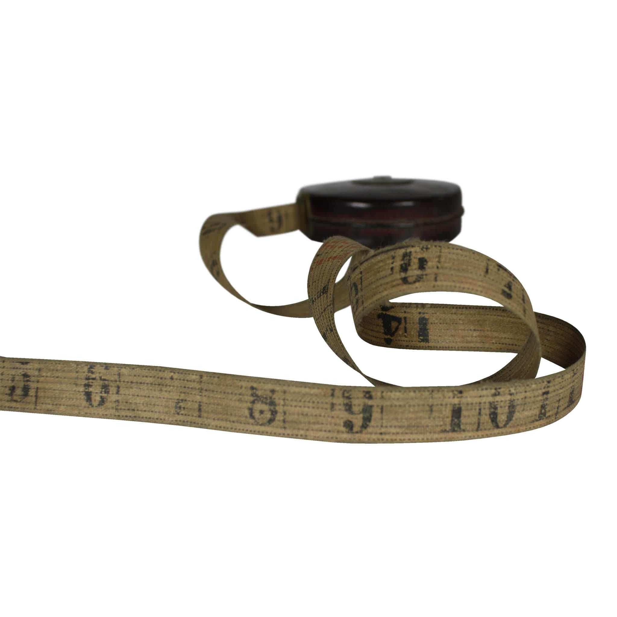 English Tape Measure