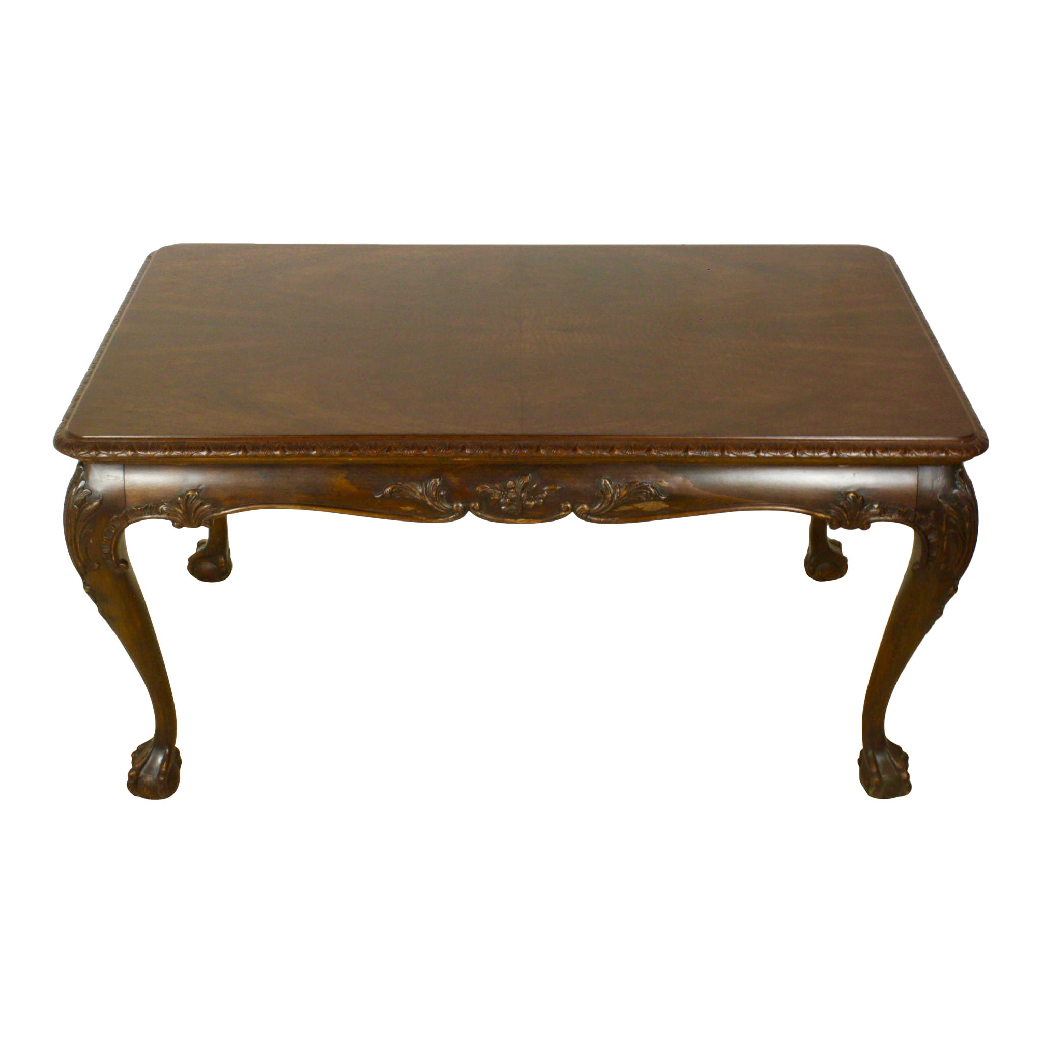 French Walnut Louis XV Coffee Table