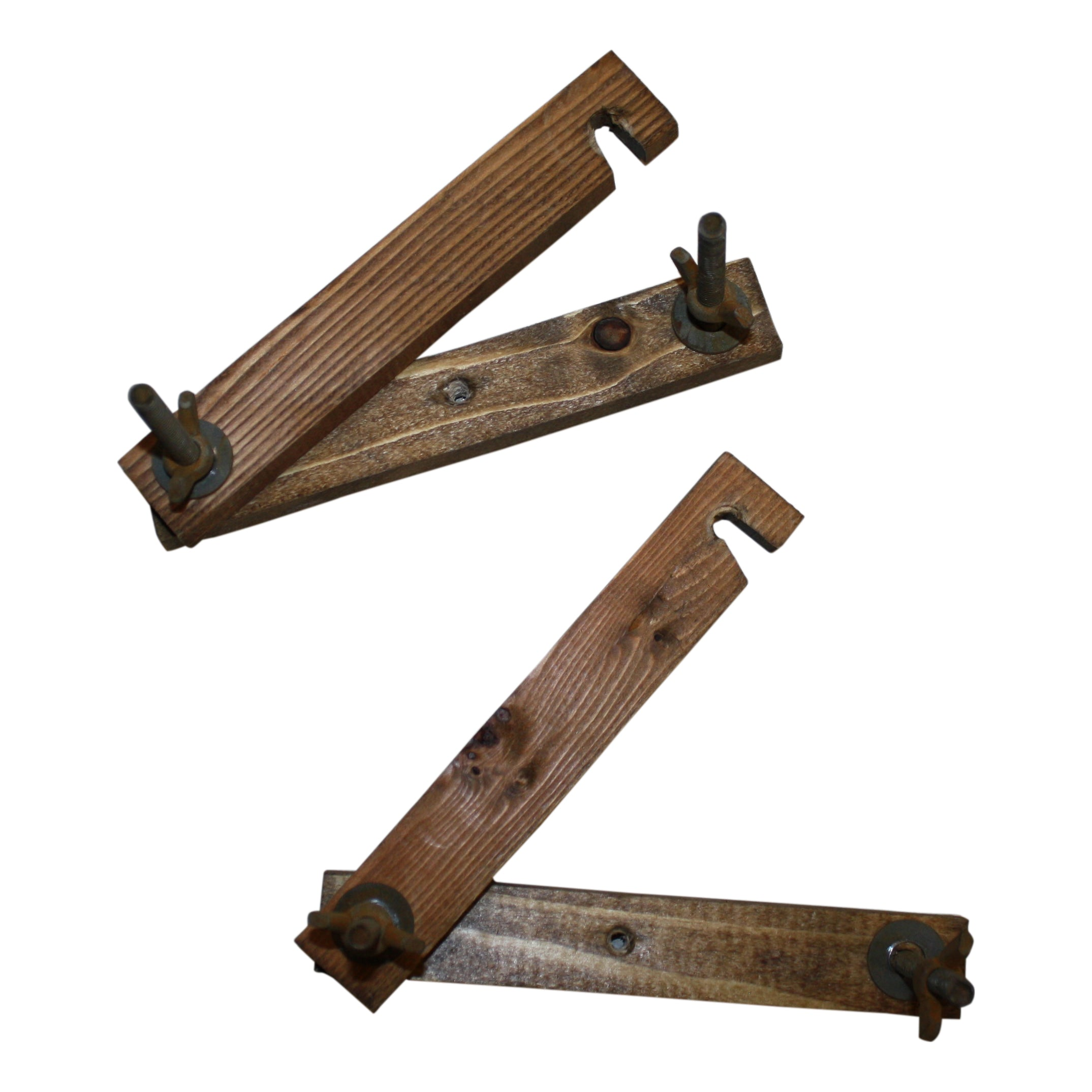 Ski Wall Mounts, Set of Two
