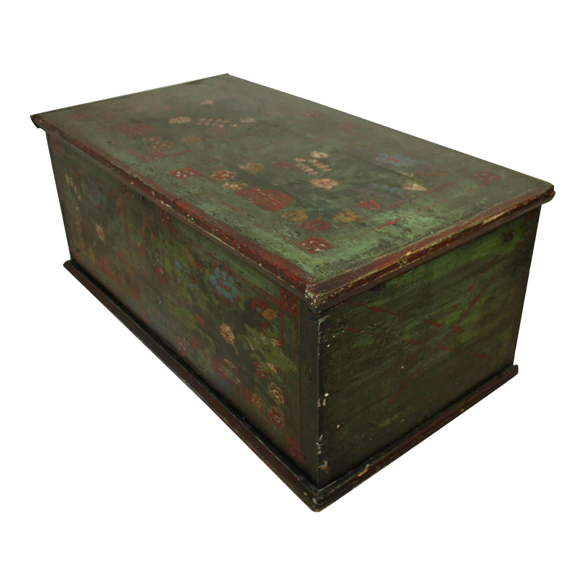 Green Hope Chest