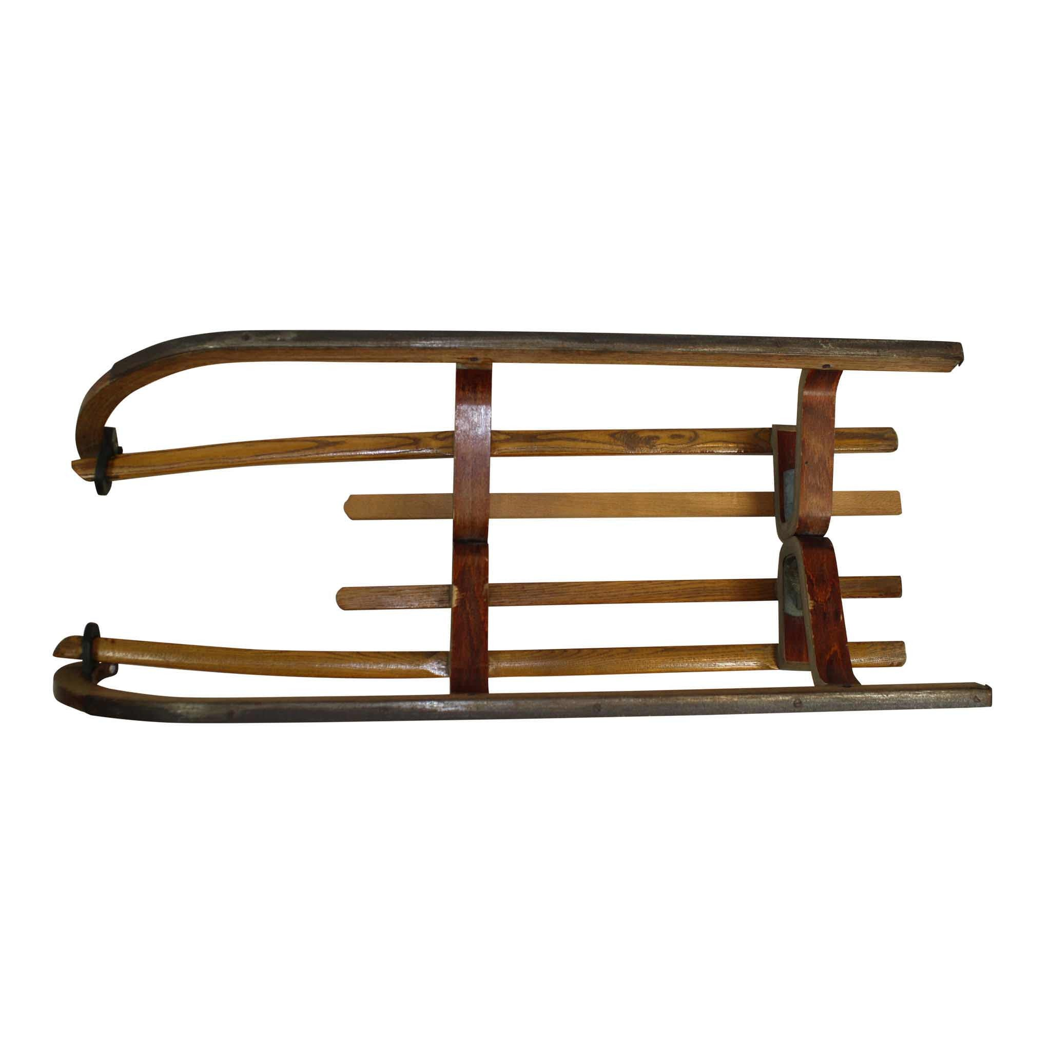 Dutch Wooden Sled