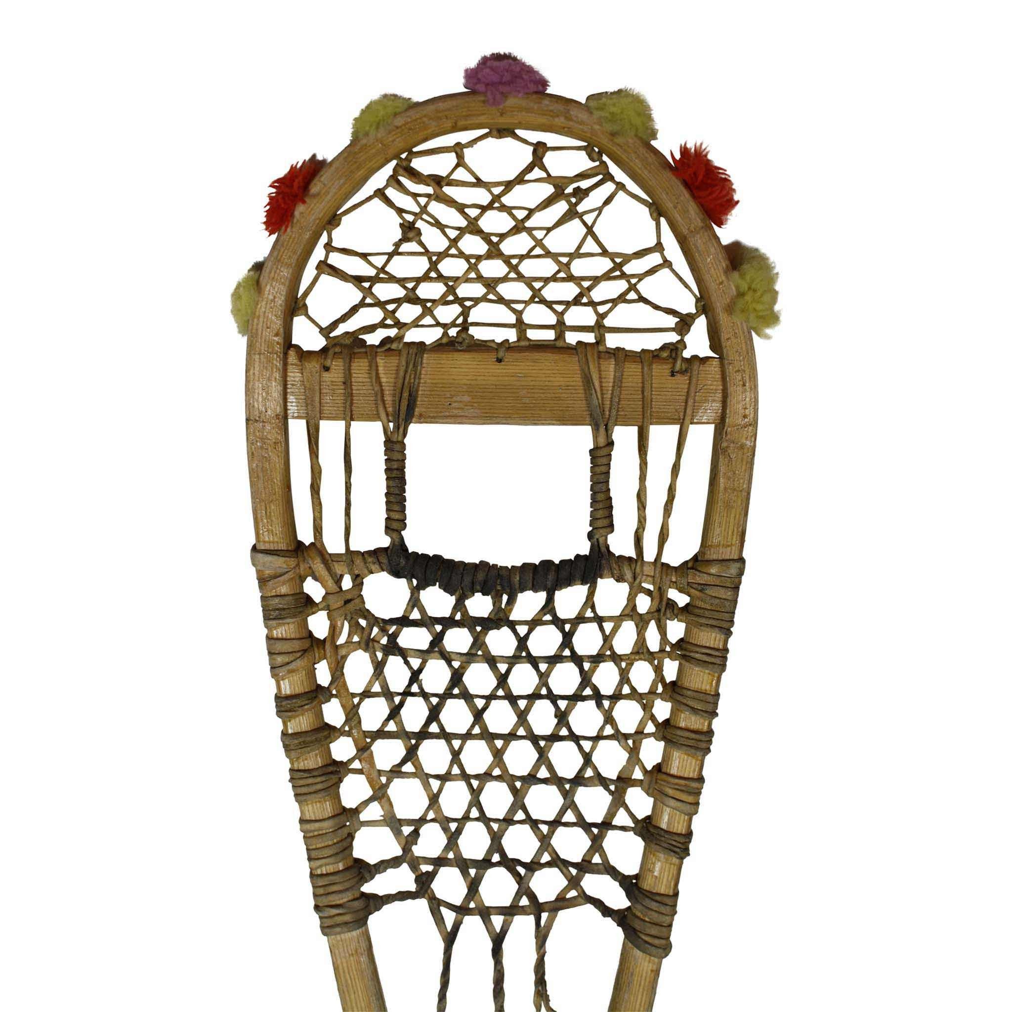 Indian Snowshoes