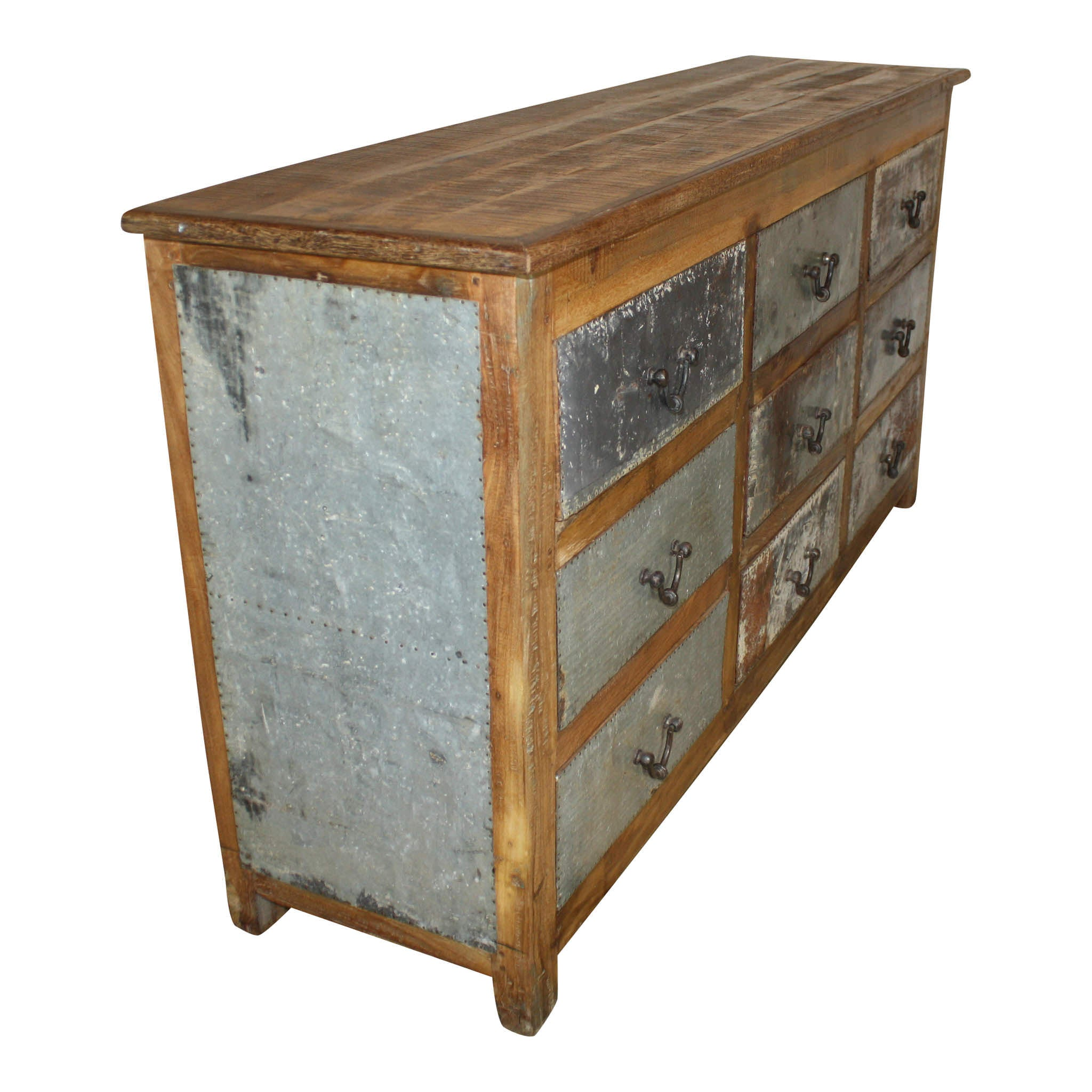Chest with Nine Drawers