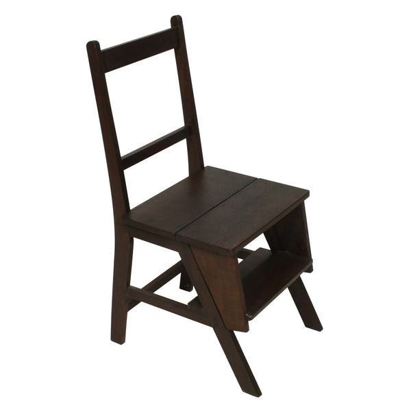 Convertible Step Stool Chair Ski Country Antiques Amp Home