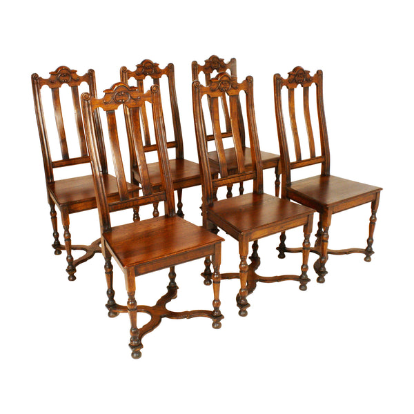 Dutch Chairs - Set of 6