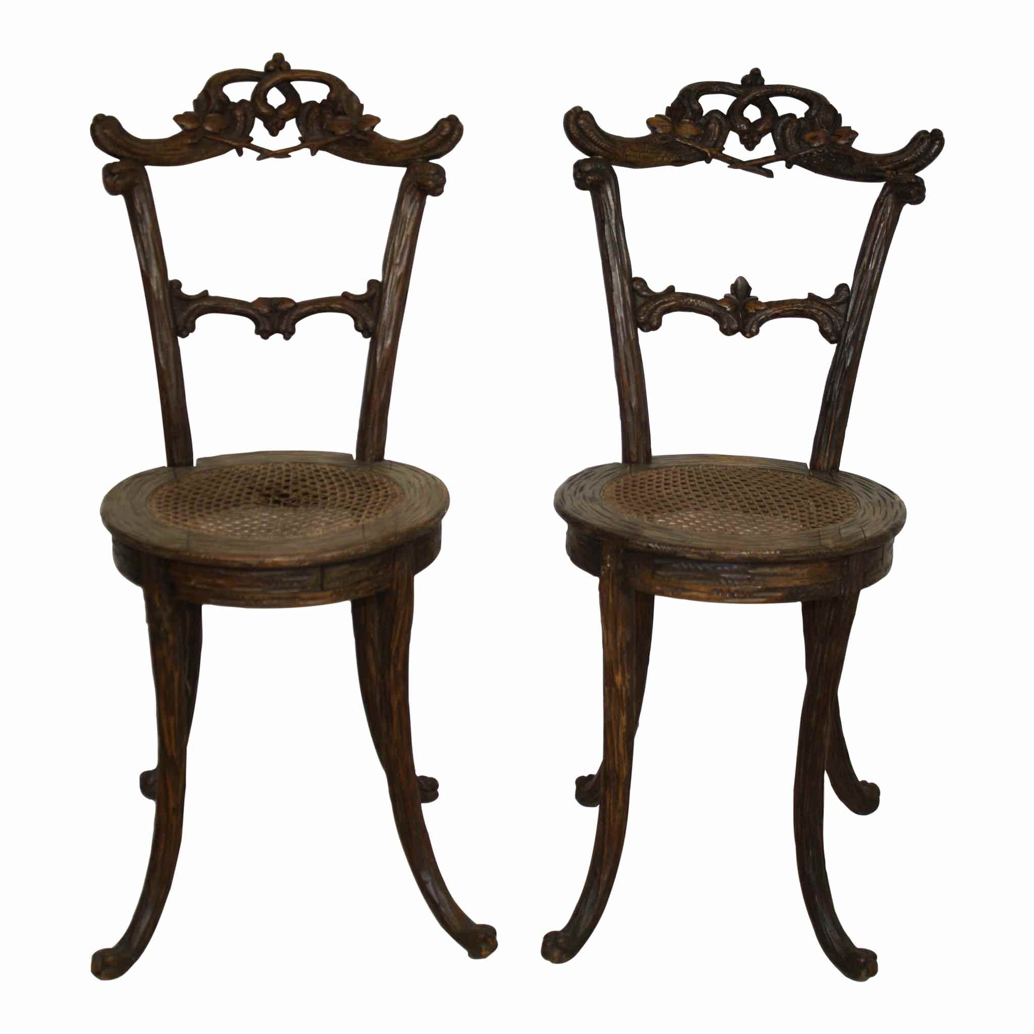 Hunt Chairs Set/2