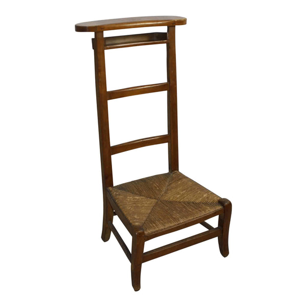 French Prayer Chair Ski Country Antiques Amp Home