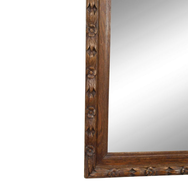 Carved Mirror Ski Country Antiques Amp Home