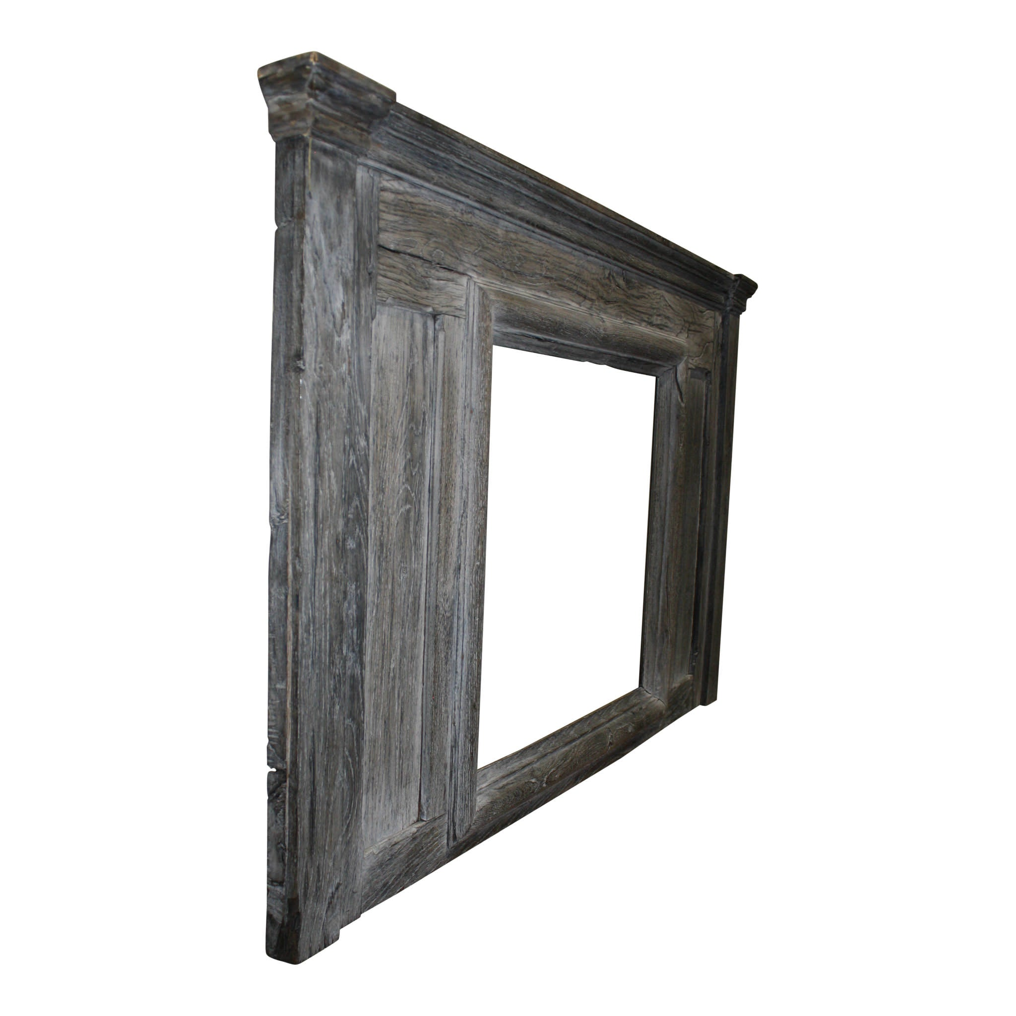 French Bleached Wood Frame