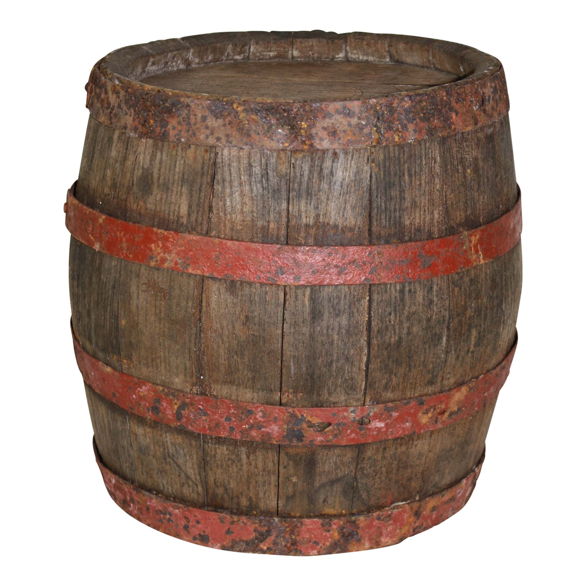 Oak Wine Barrel