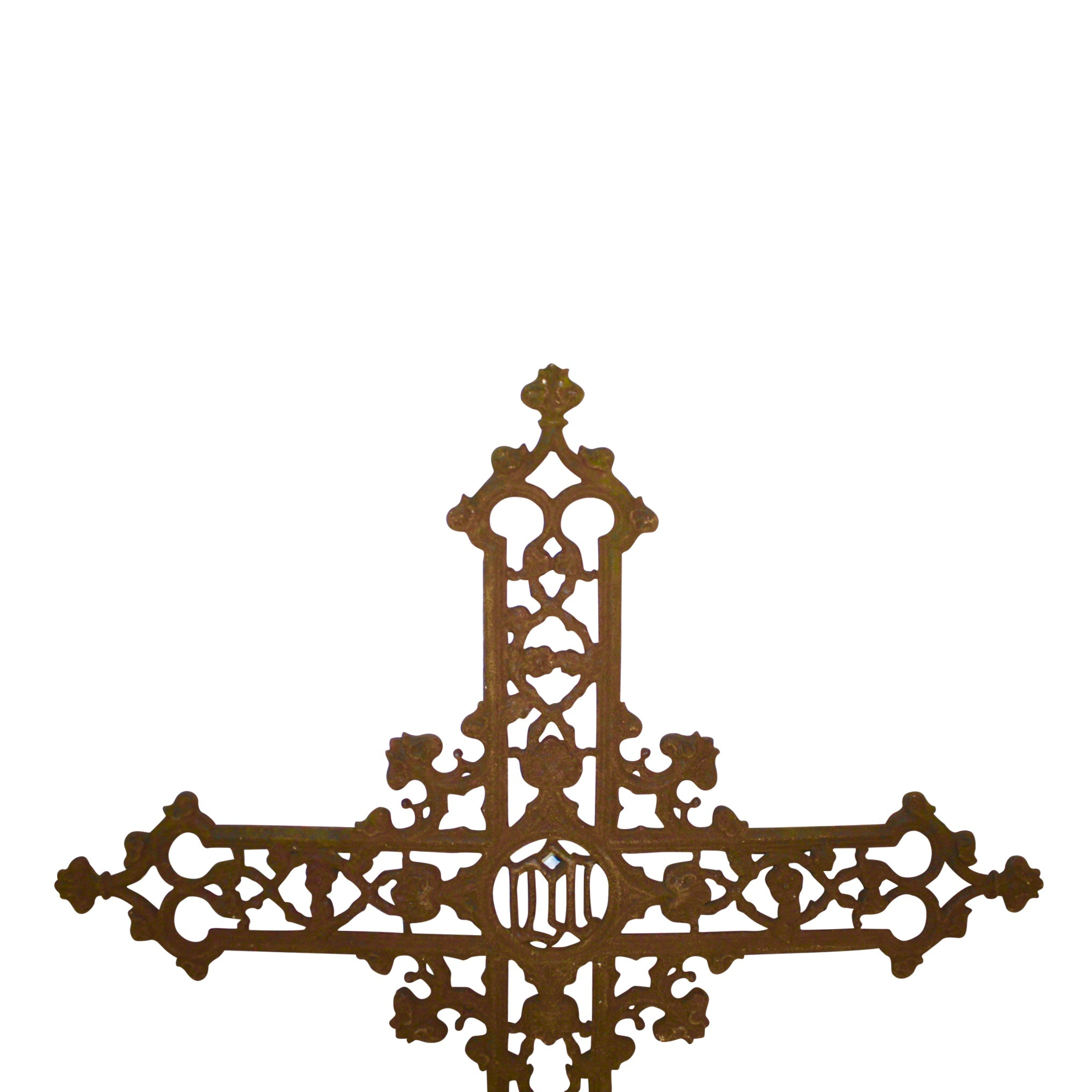 French Iron Field Cross