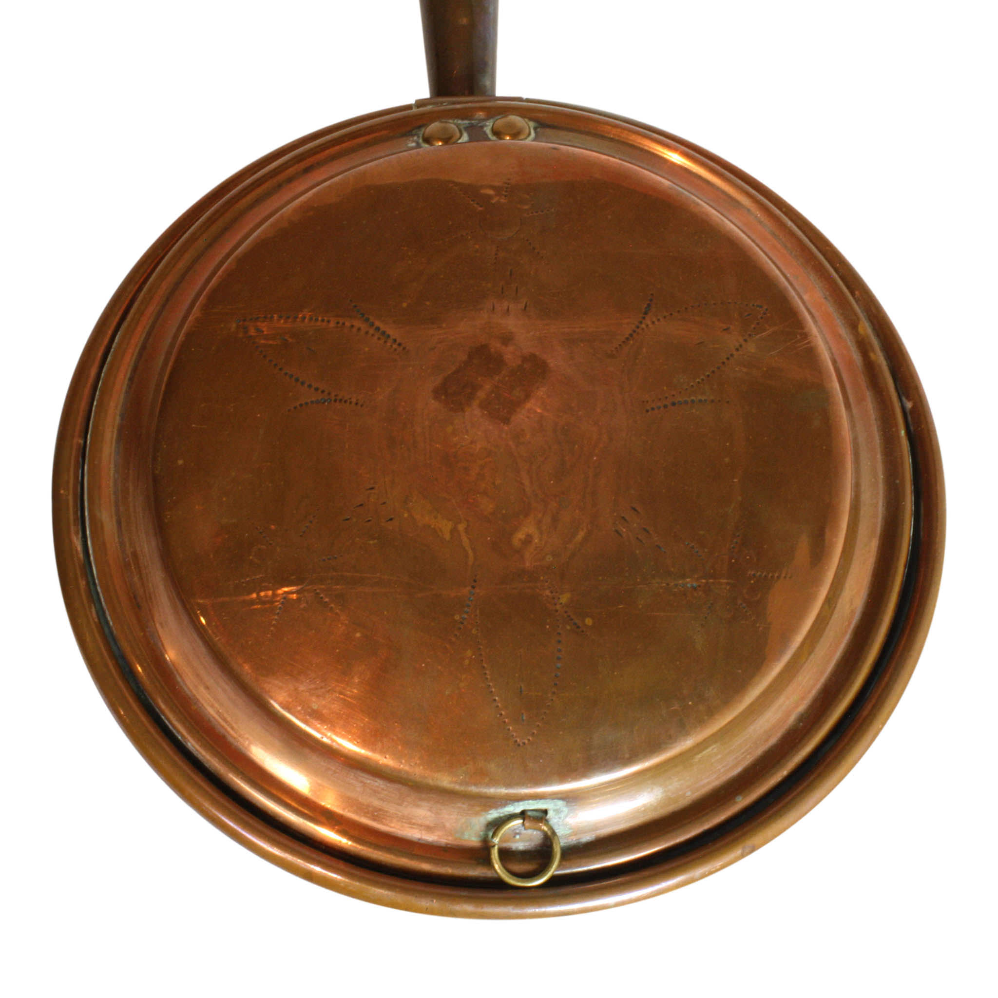 Copper Bed Warmer