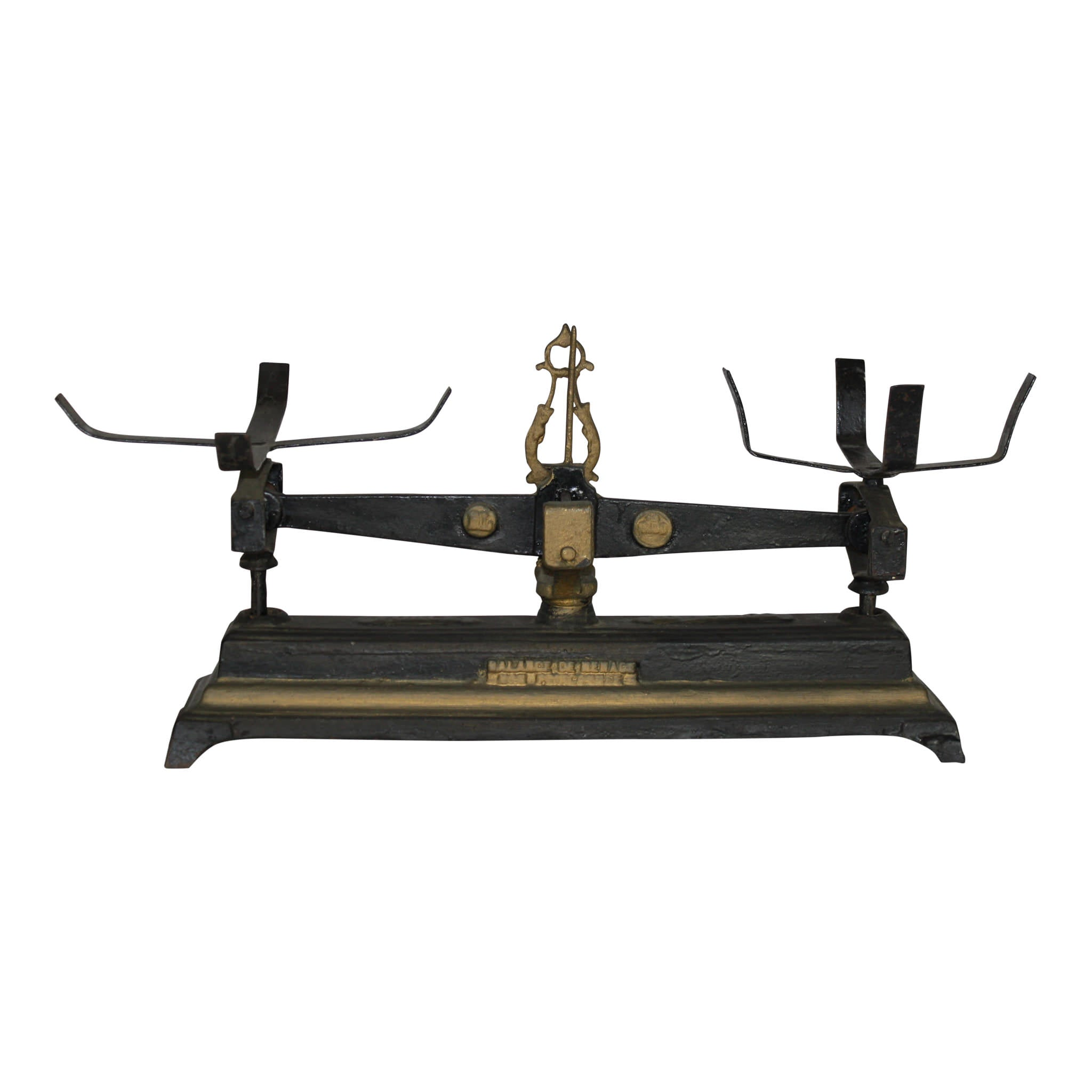 French Cast Iron Scale