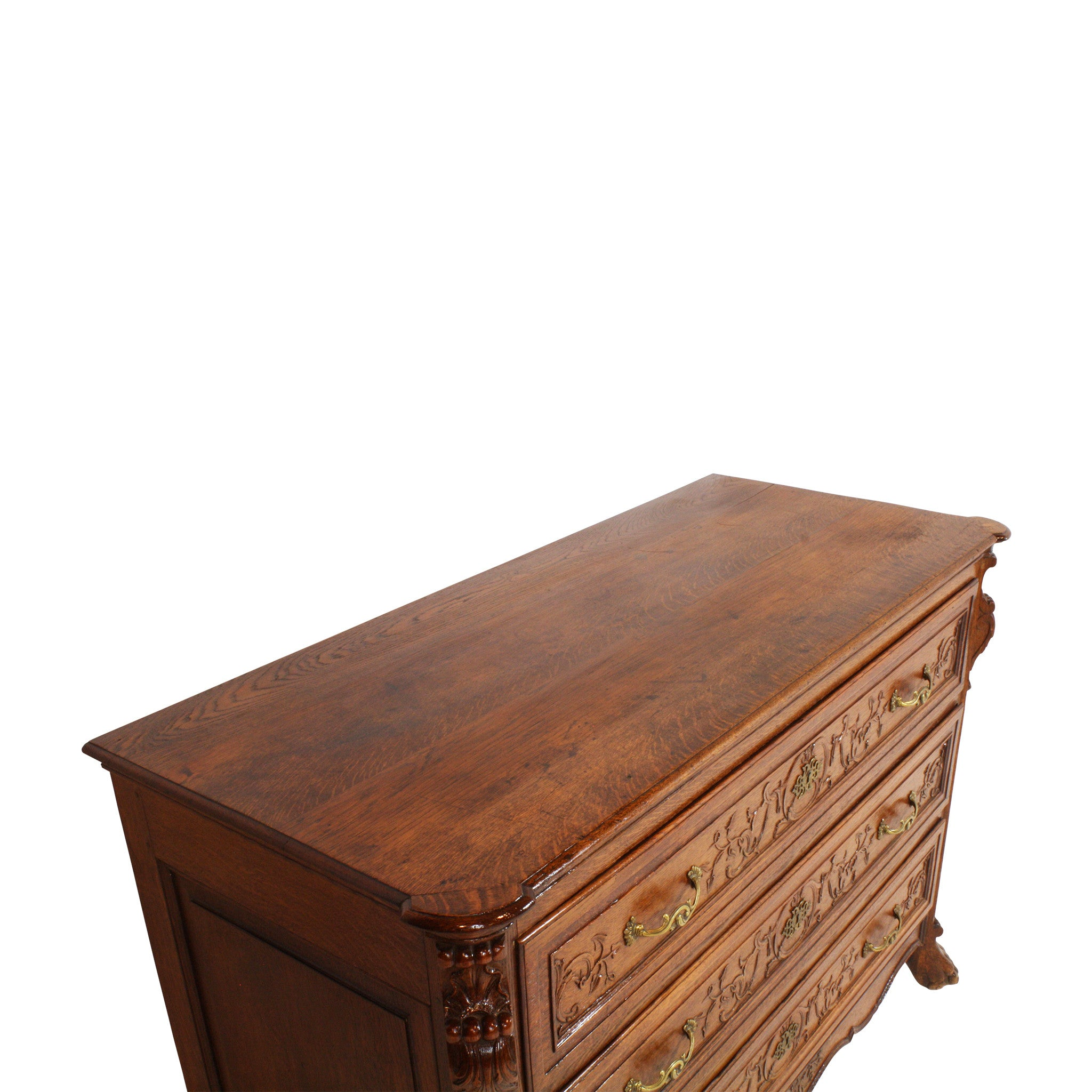 Louis XV Claw Foot Commode