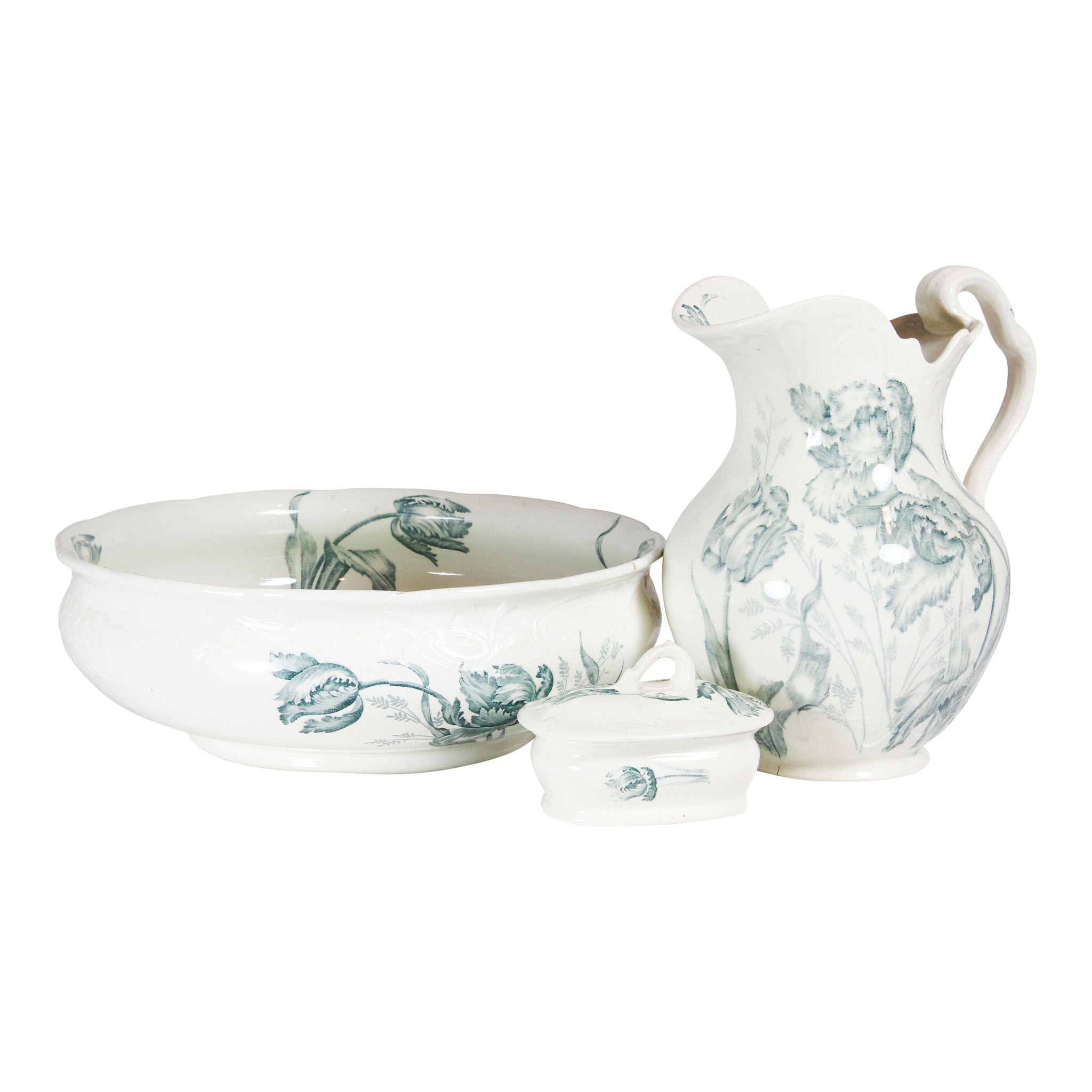 Porcelain Wash Set