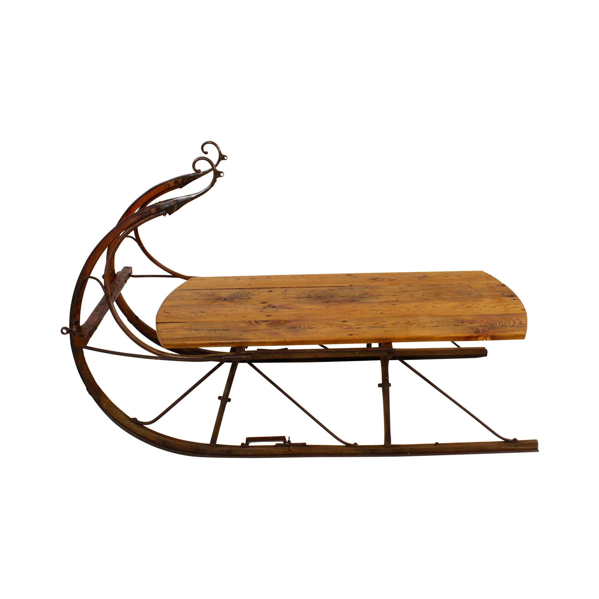 Sleigh Table