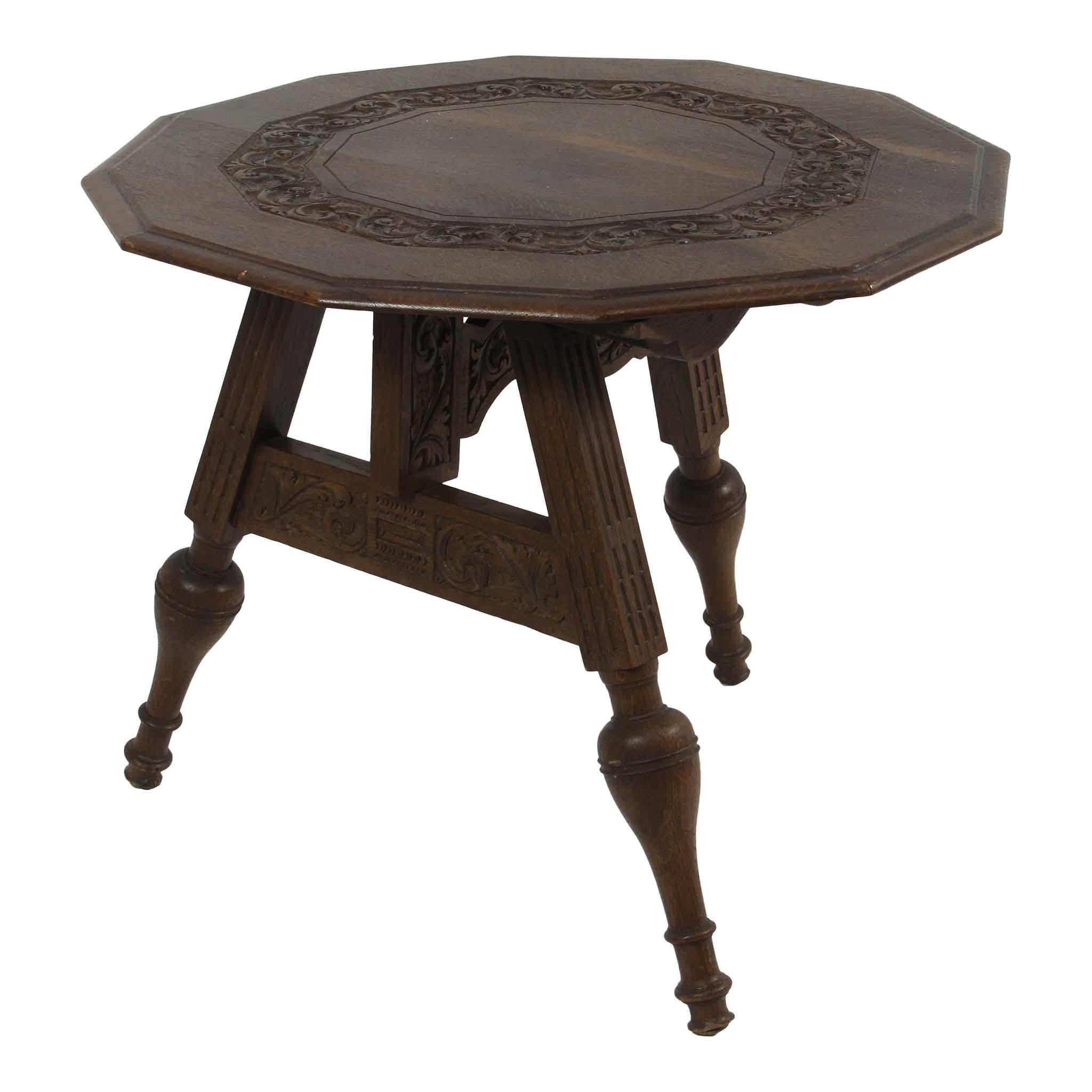 Tilt Top Table