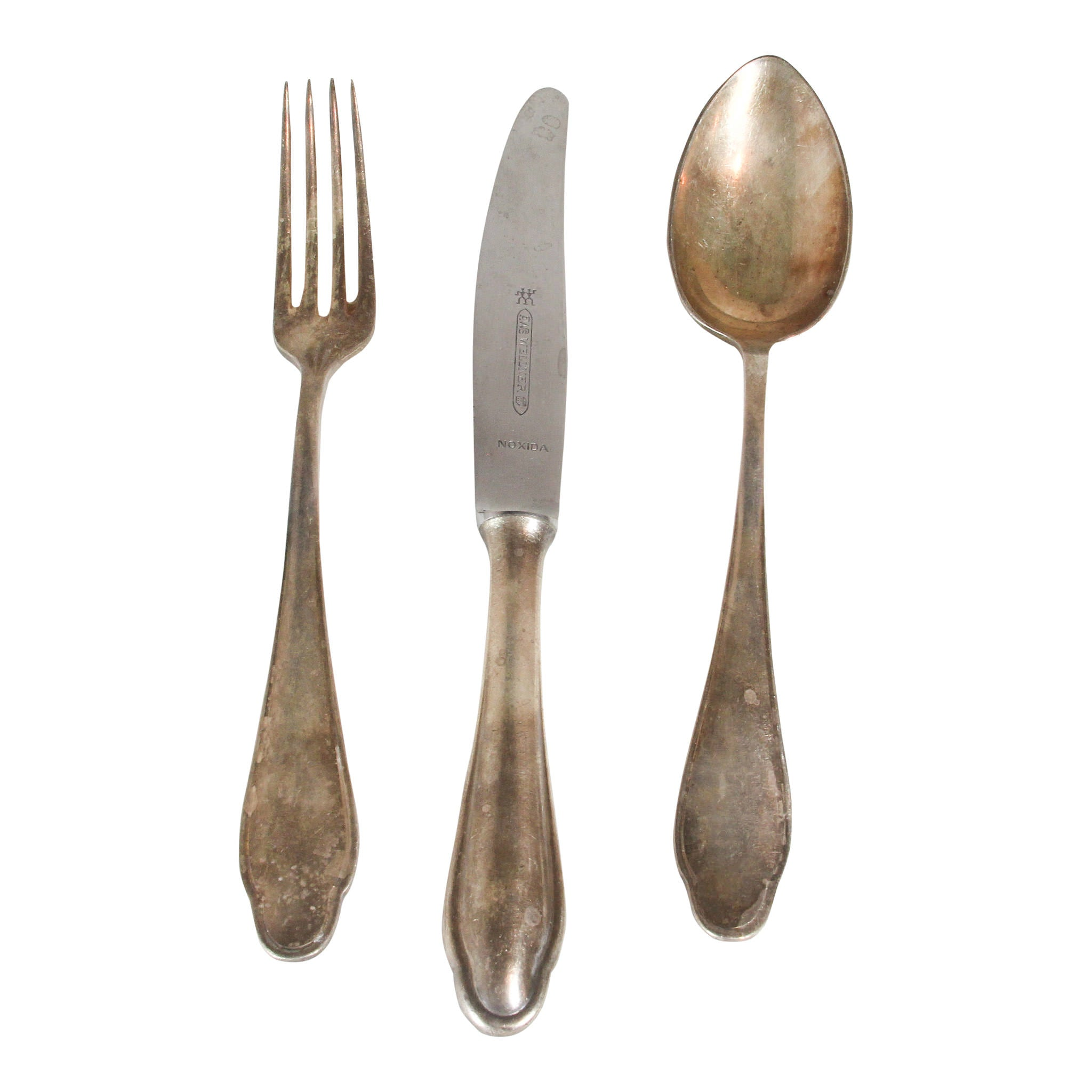 Wellner German Silverware