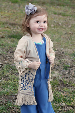 Lace Cardigan (Bailey's Blossoms)