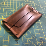 Horween Chromexcel Flap Wallet