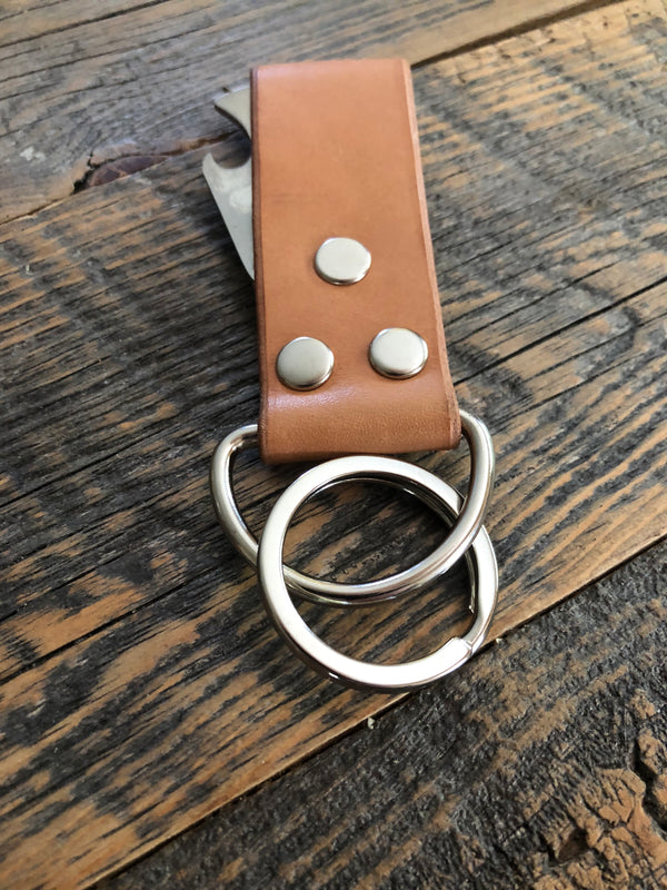 Keyring and Bottle Opener