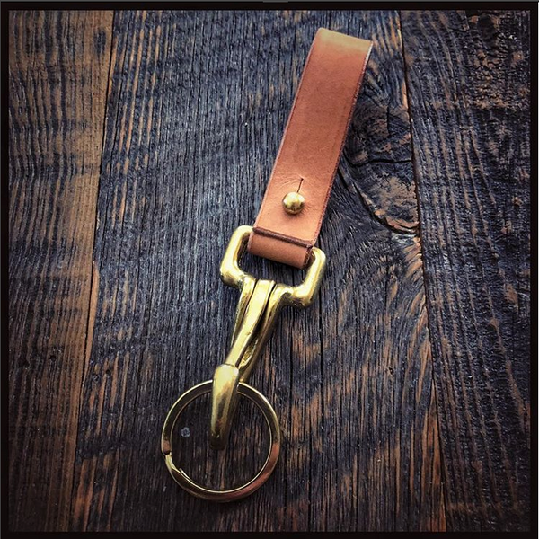 Belt Loop Key Lanyard