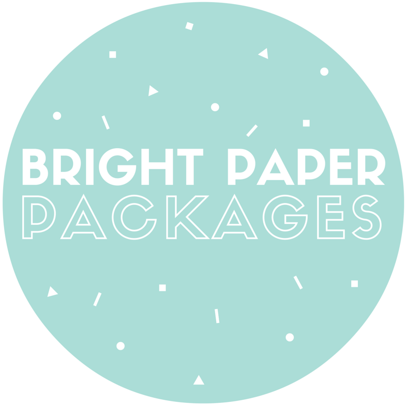 Bright Paper Packages