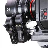 PDMOVIE PD3-P3 Remote Air Pro iOS Wireless FIZ Lens Control System (Triple Channel) - PDMOVIE