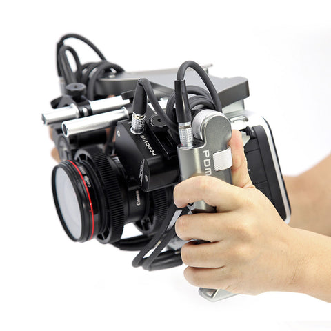 PDMOVIE BMD-HR BMD Armor Handheld Rig FOR BMCC/BMPC