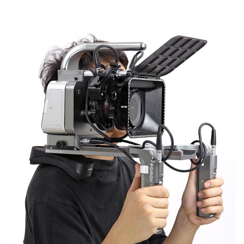 PDMOVIE BMD-SR BMD Armor Studio/Shoulder Rig For BMCC/BMPC