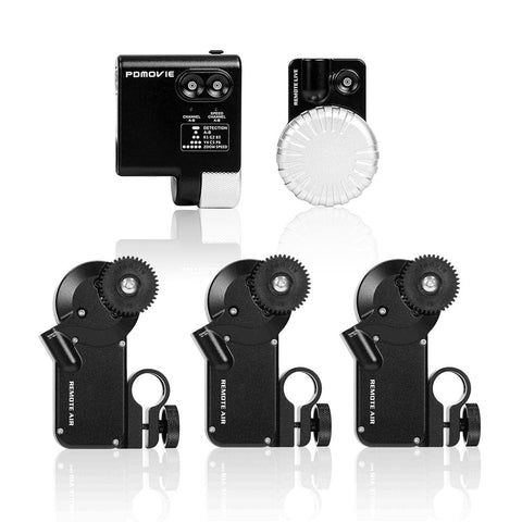PDMOVIE PDL-FIZ Remote Live II Fingerwheel Controller Kit (Triple Channel)