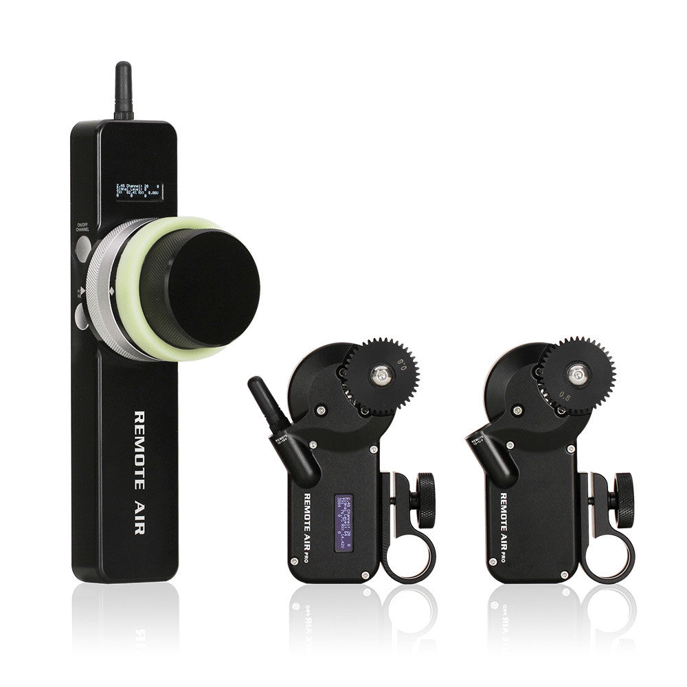 PDMOVIE A2-DC REMOTE AIR 2 Wireless Follow Focus Kit (Dual Channel)