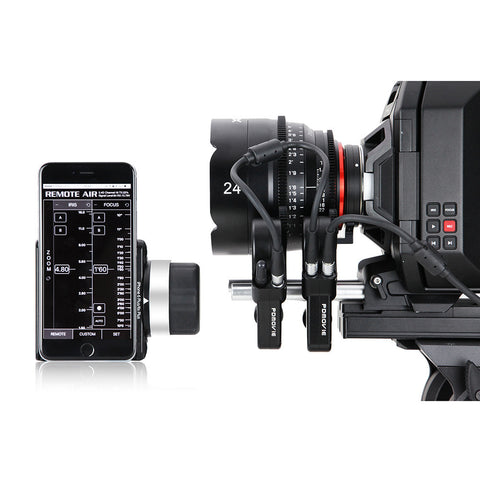 PDMOVIE PD3-P2 Remote Air Pro iOS Wireless FIZ Lens Control System (Dual Channel)